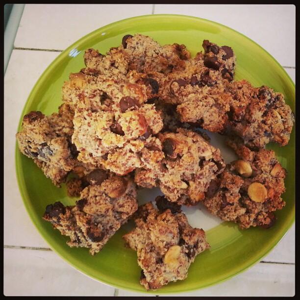 almondflourcookies