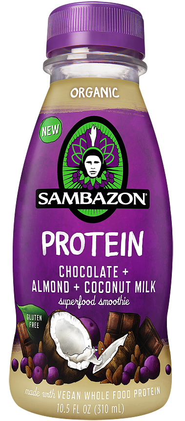 Sambazon Protein Smoothie