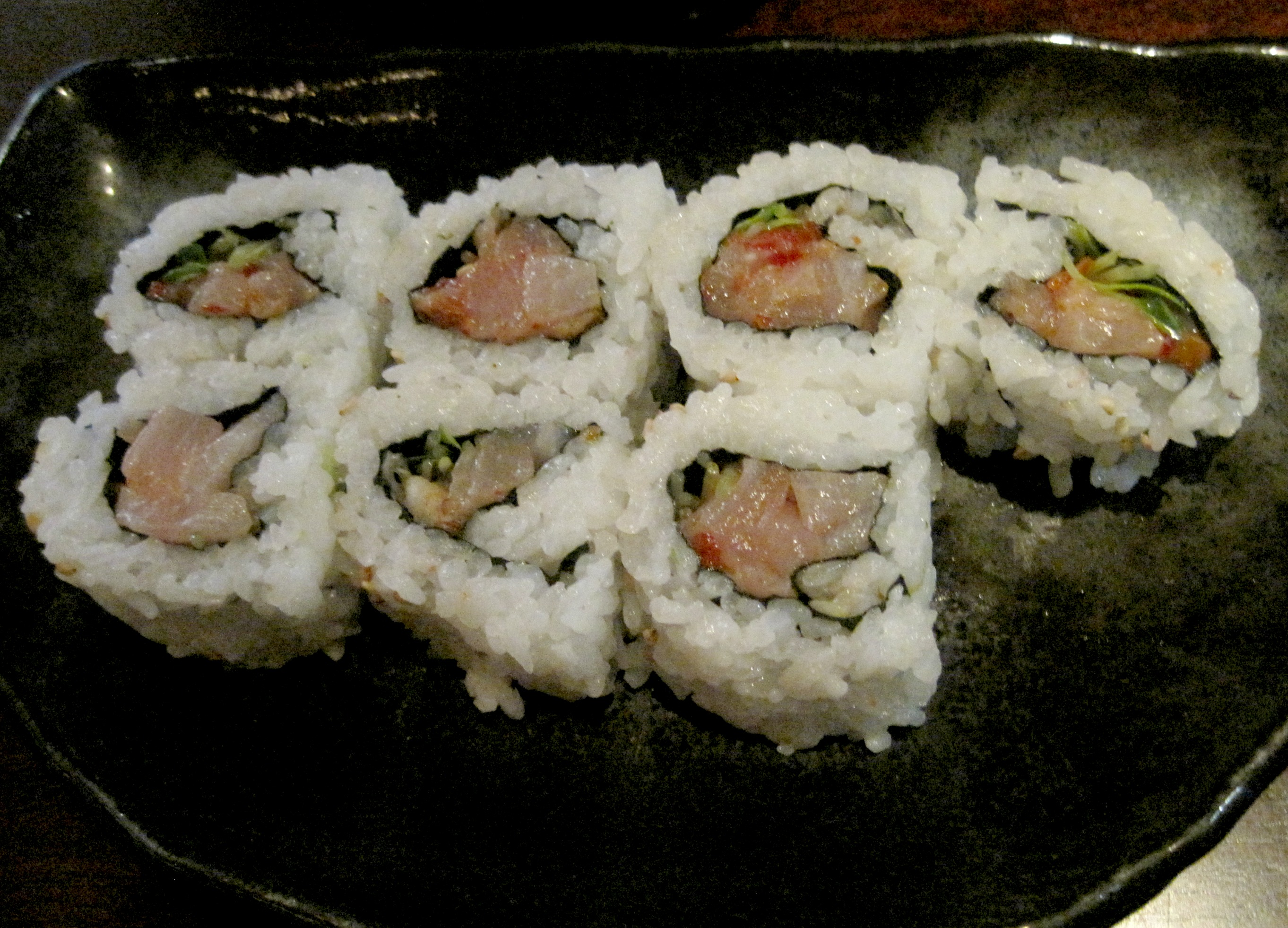 SushiShunka_spicyyellowtail