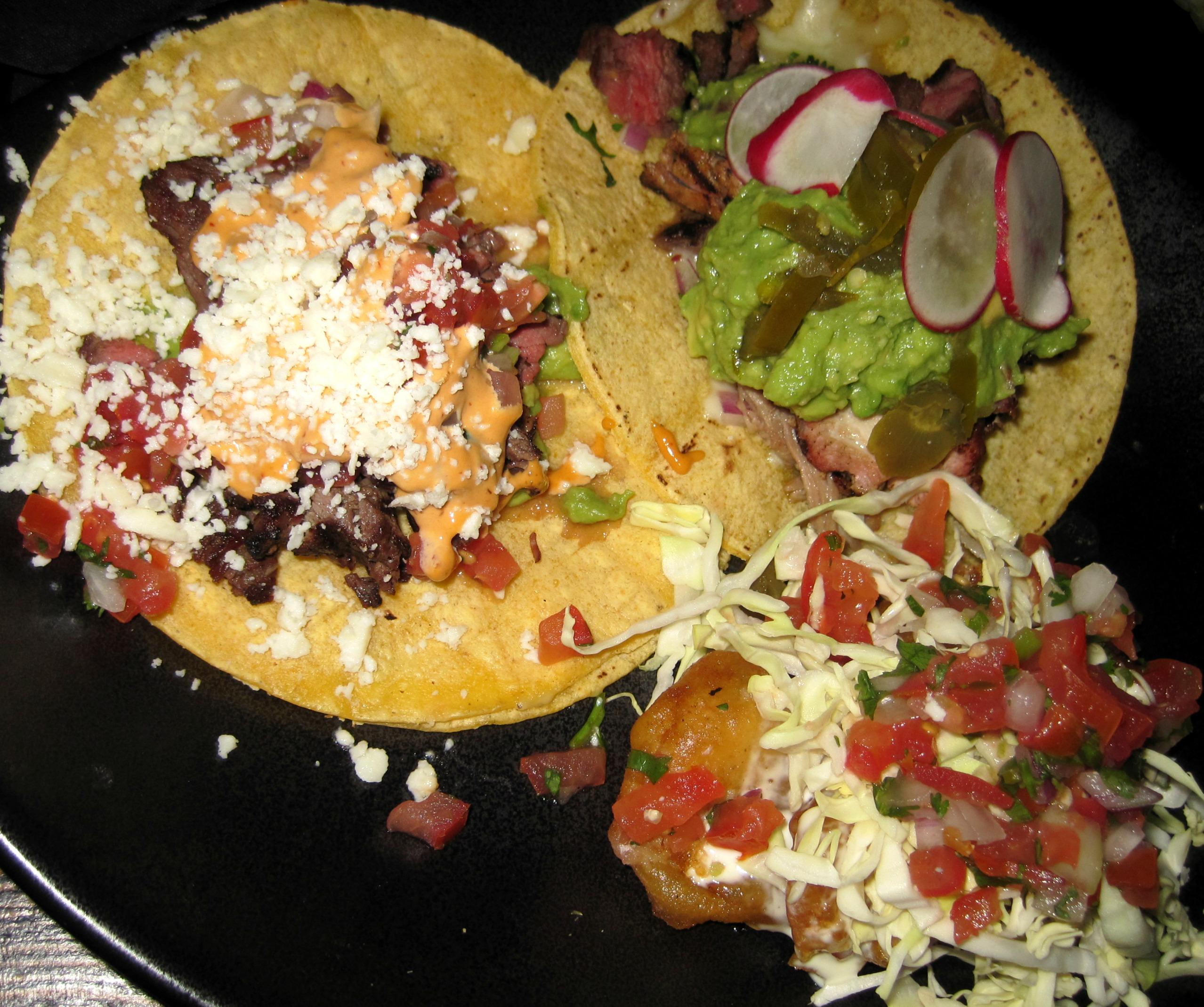 sol cocina street tacos