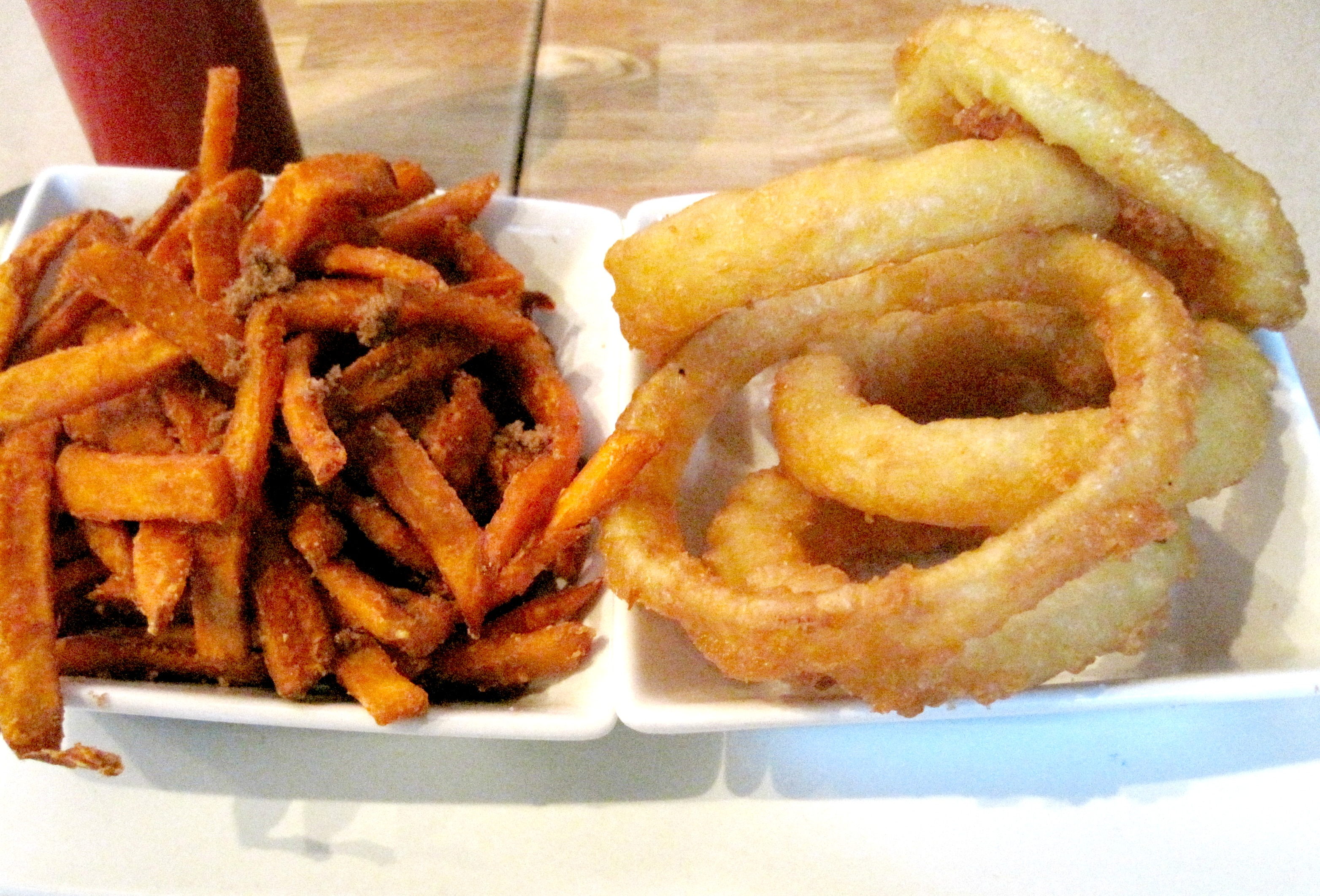 umami burger sweet potato fries