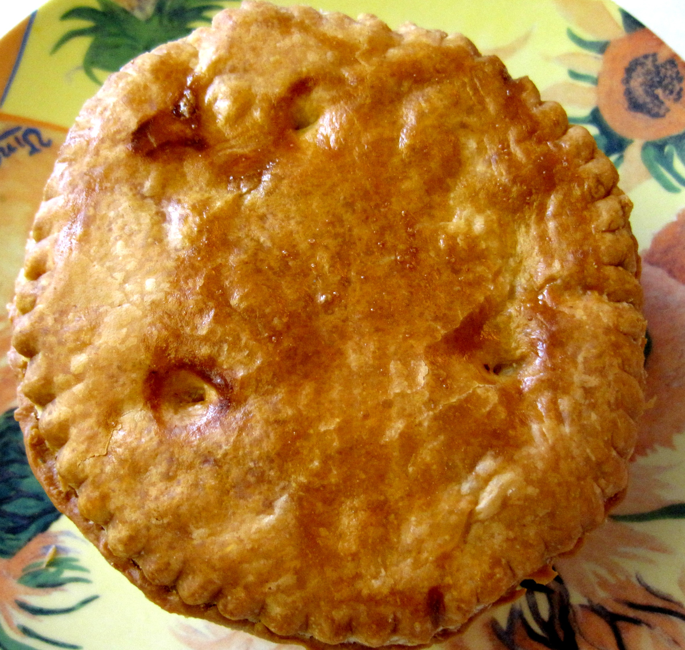 Pie-Not Meat Pie