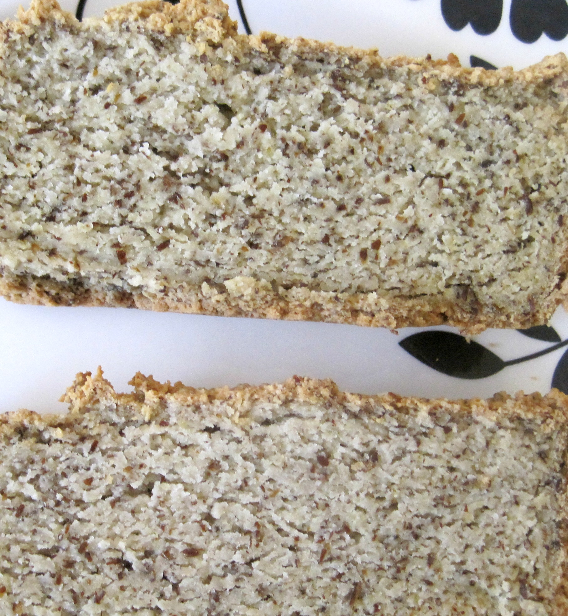 paleo bread slices
