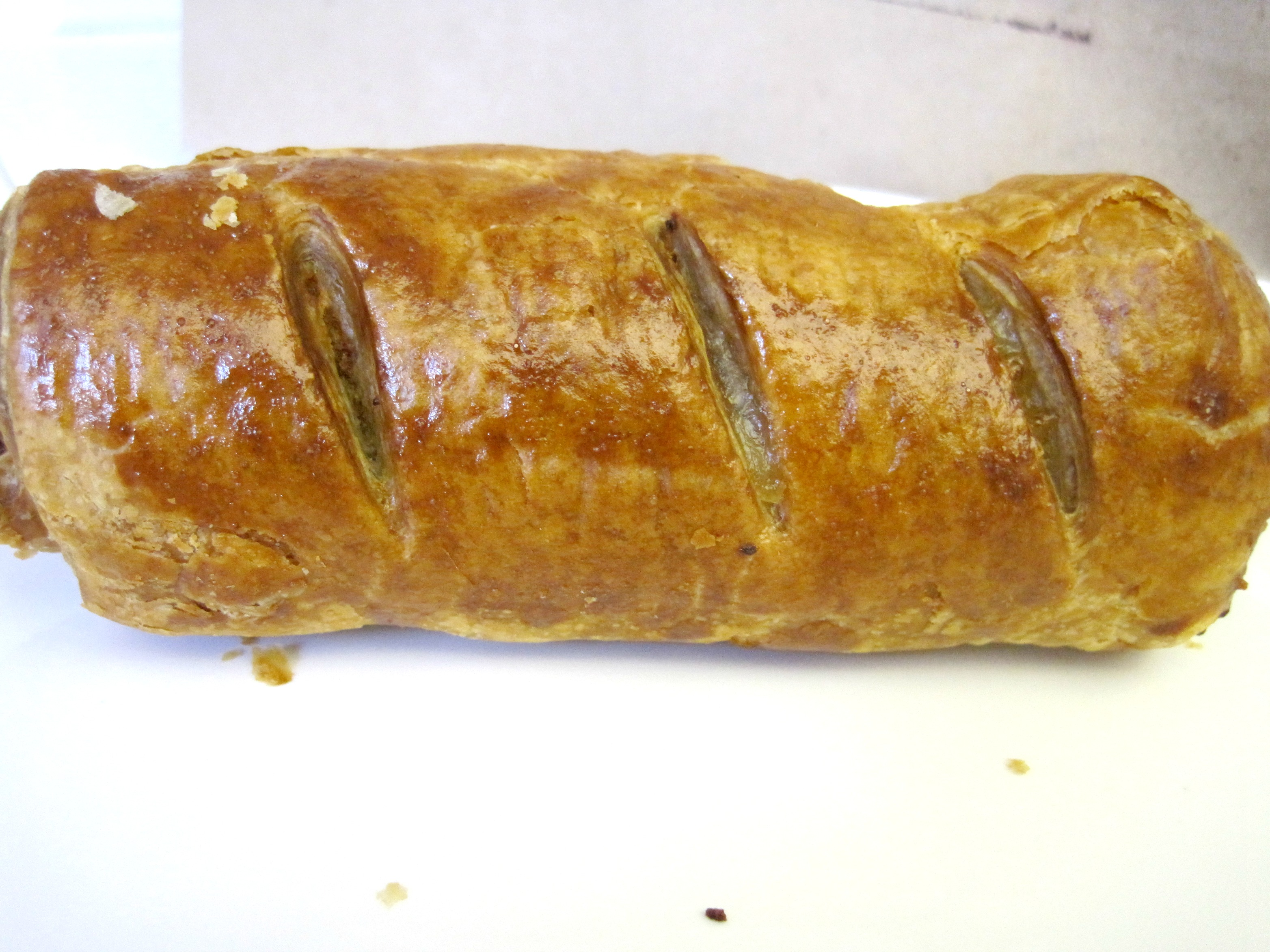 Pie-Not Sausage Roll