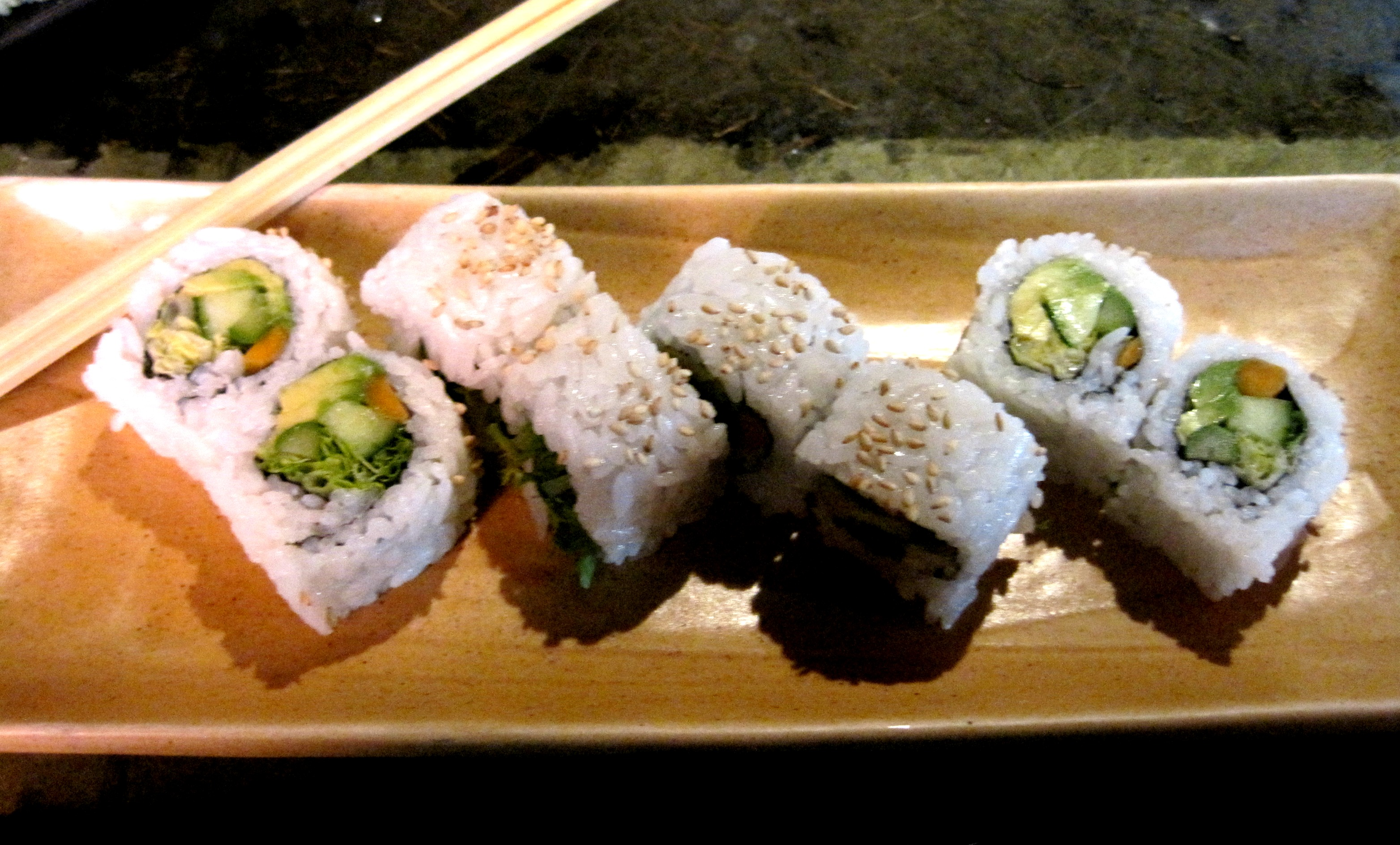 zipangu veggie roll