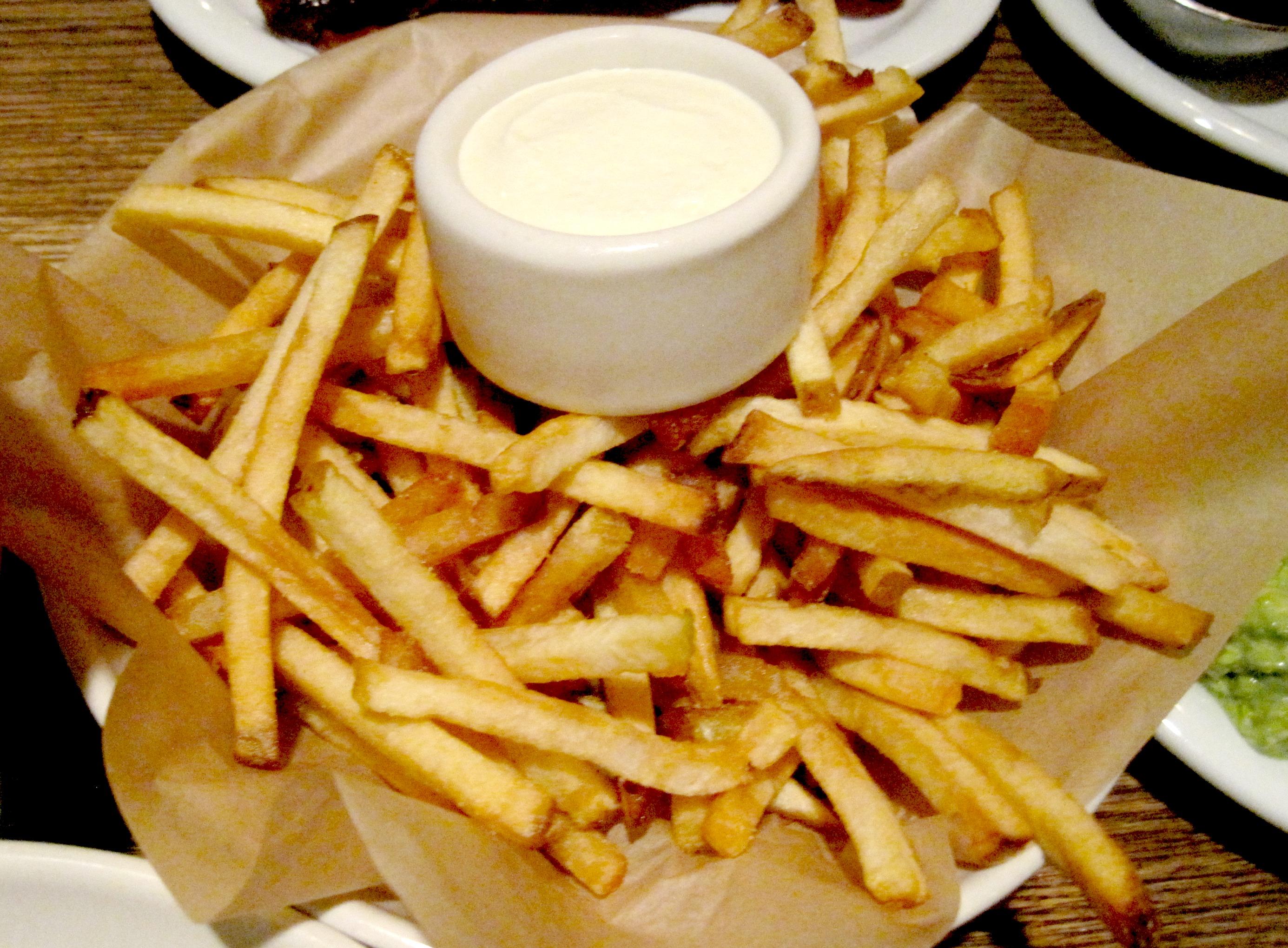 SideDoorSundaySessions Fries