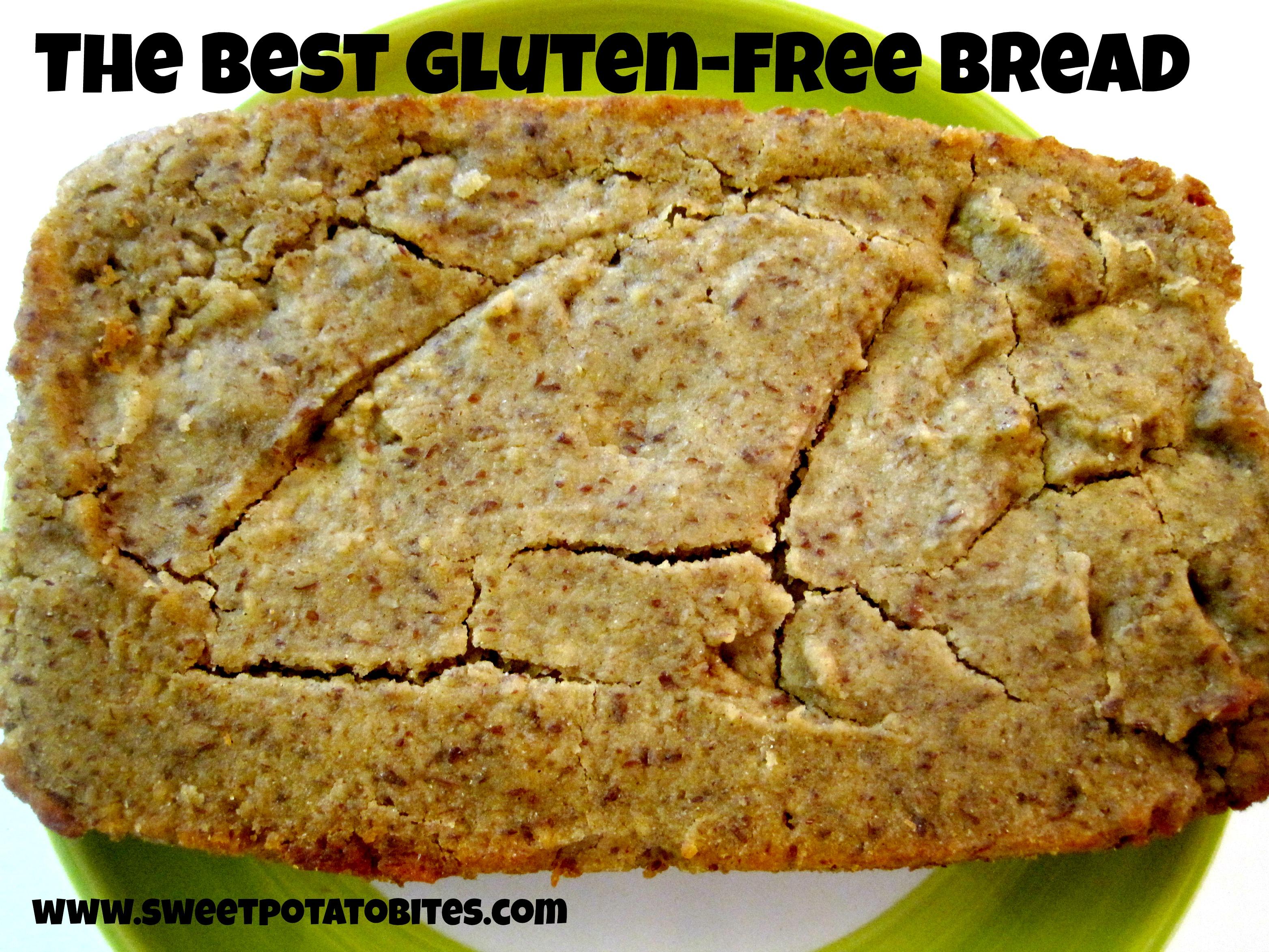 best gluten free bread pin