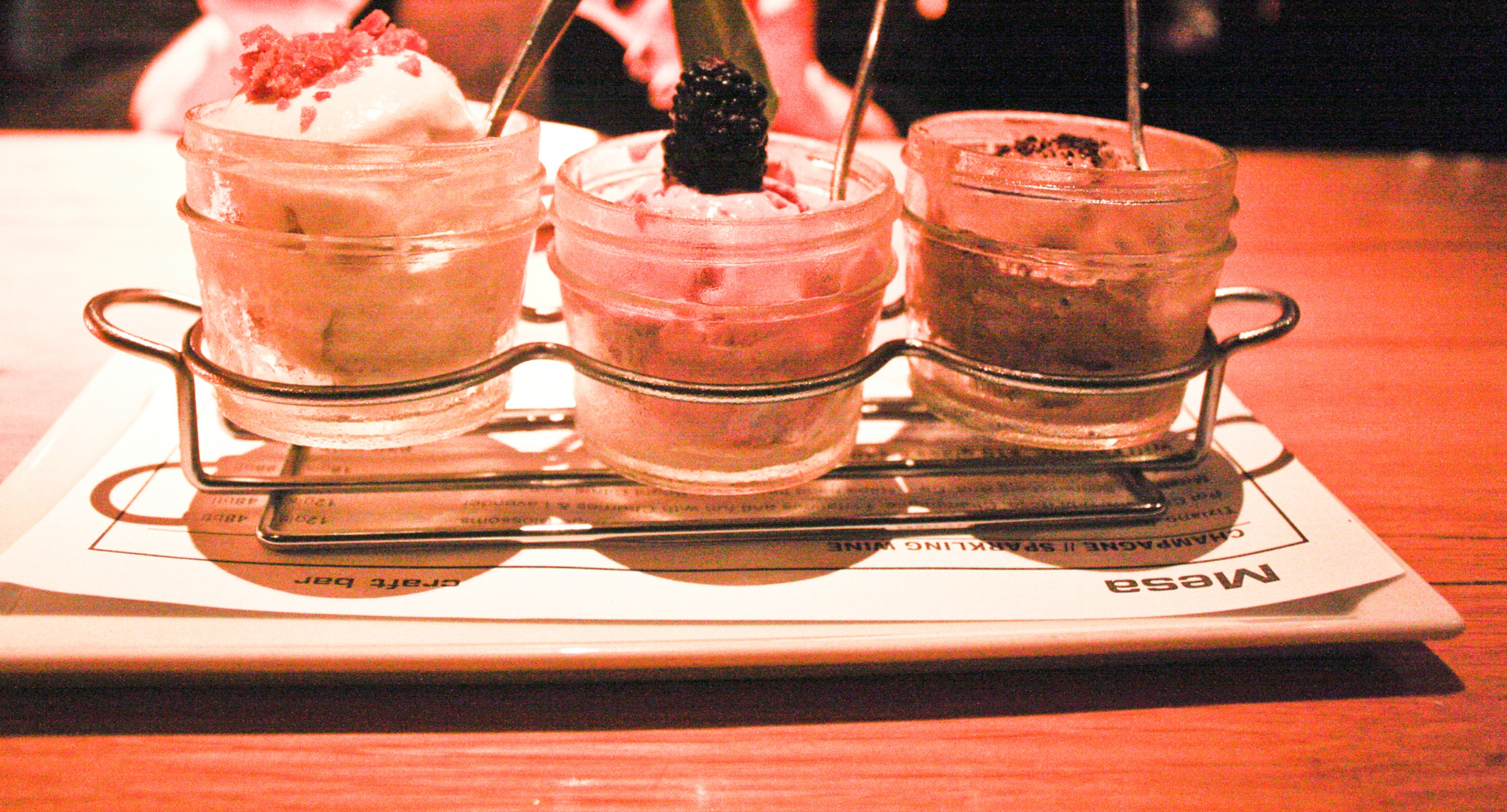 mesa ice cream trio
