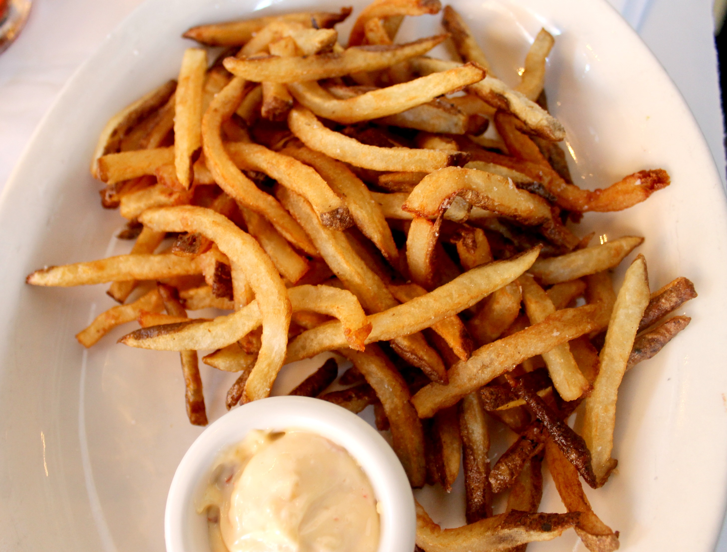 Mother's Bistro and Bar fries