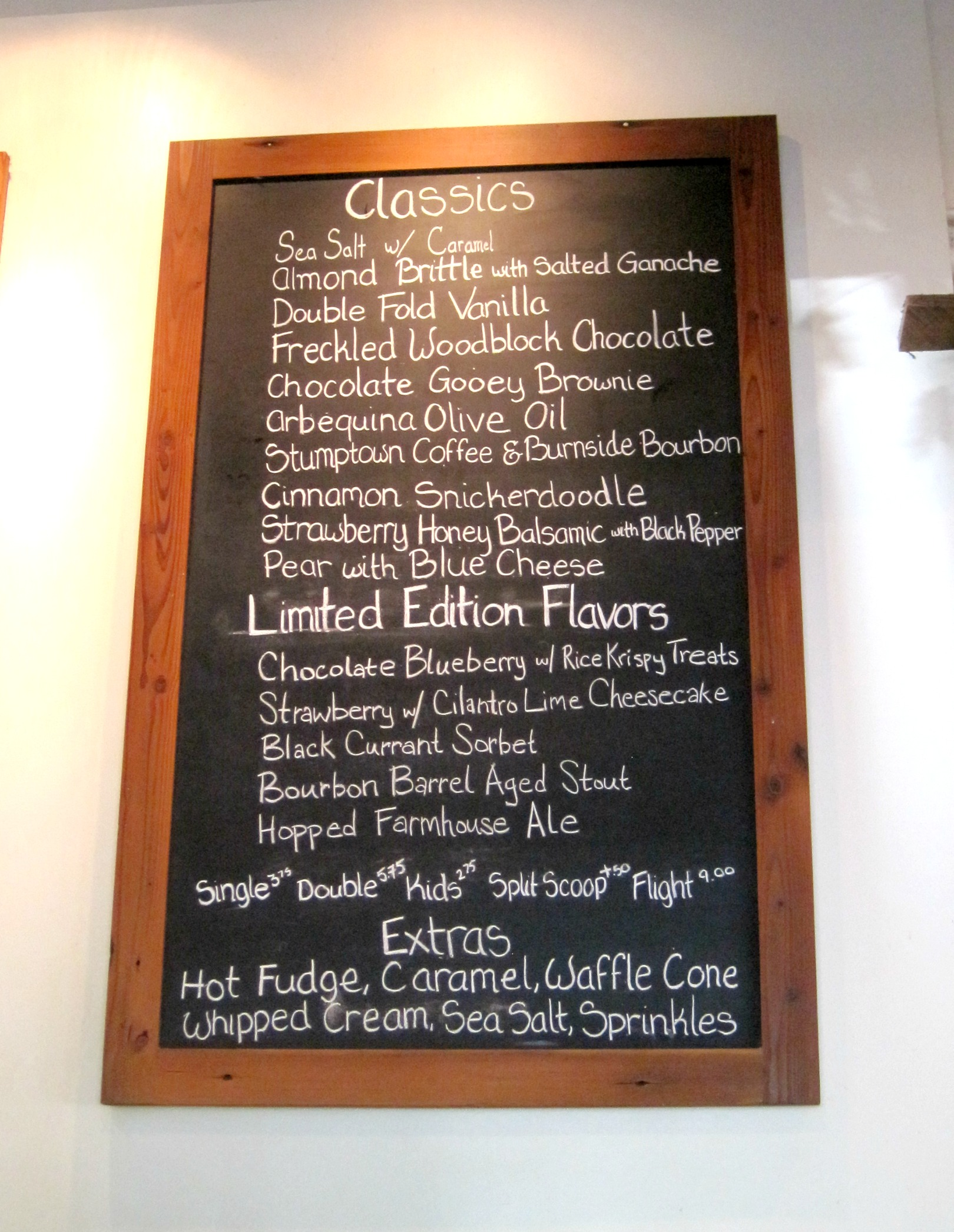 salt and straw ice cream menu