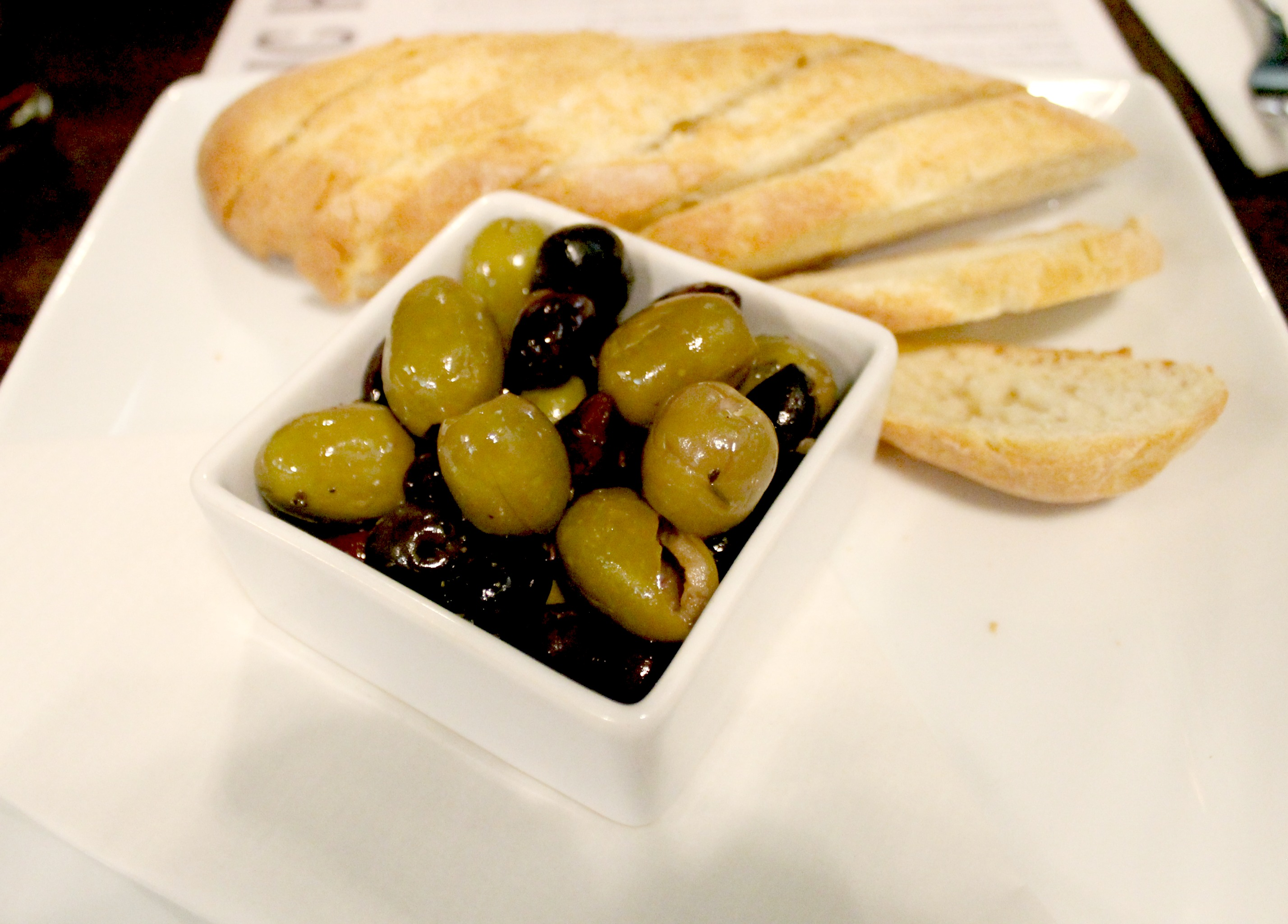 the picnic house olives
