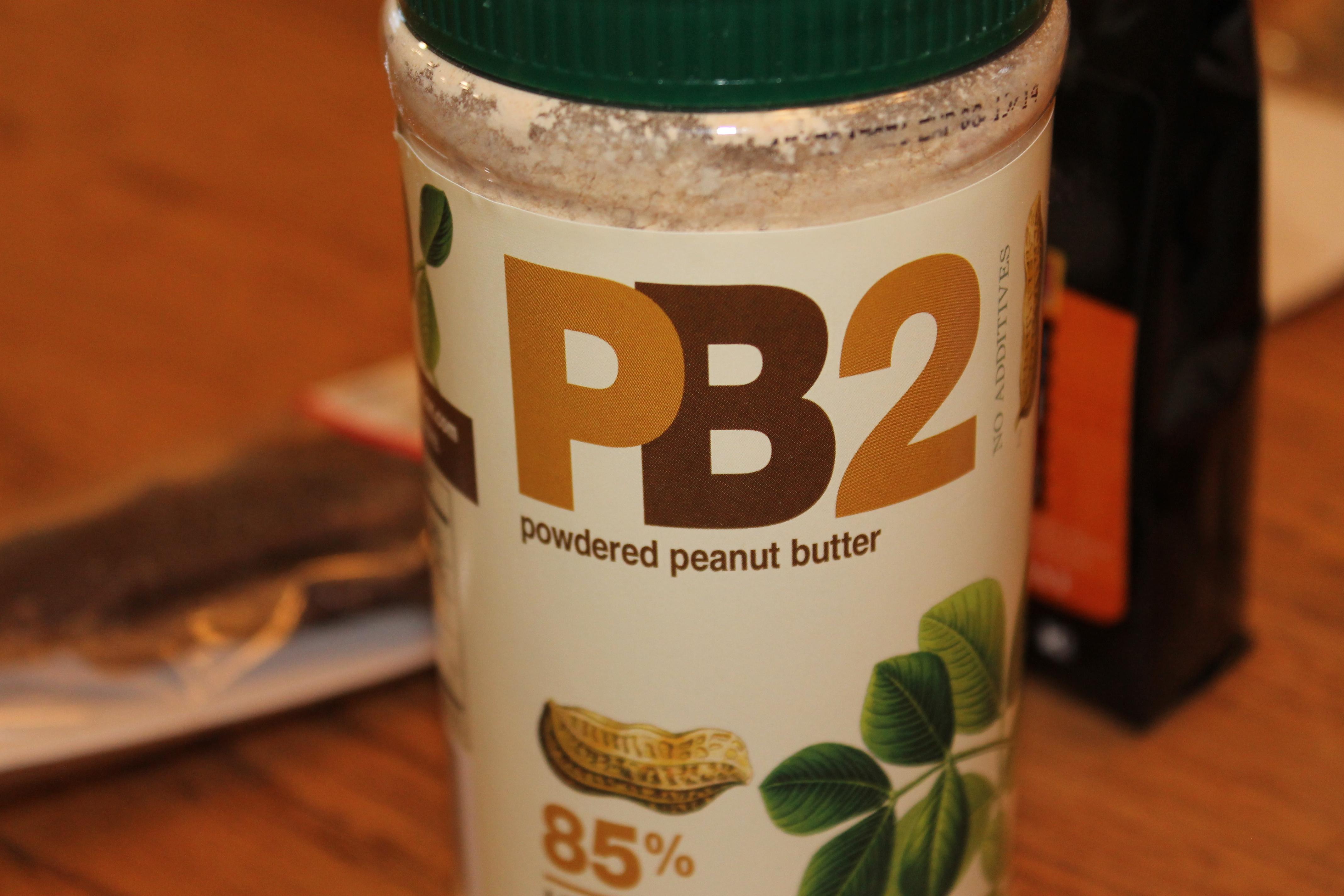 PB2 foodie penpals