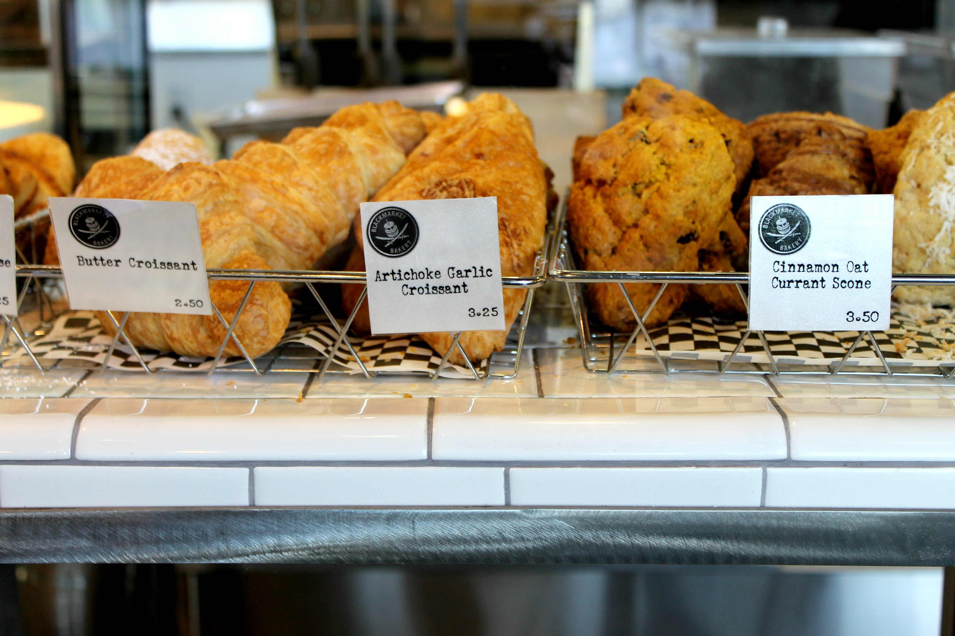 blackmarket bakery scones