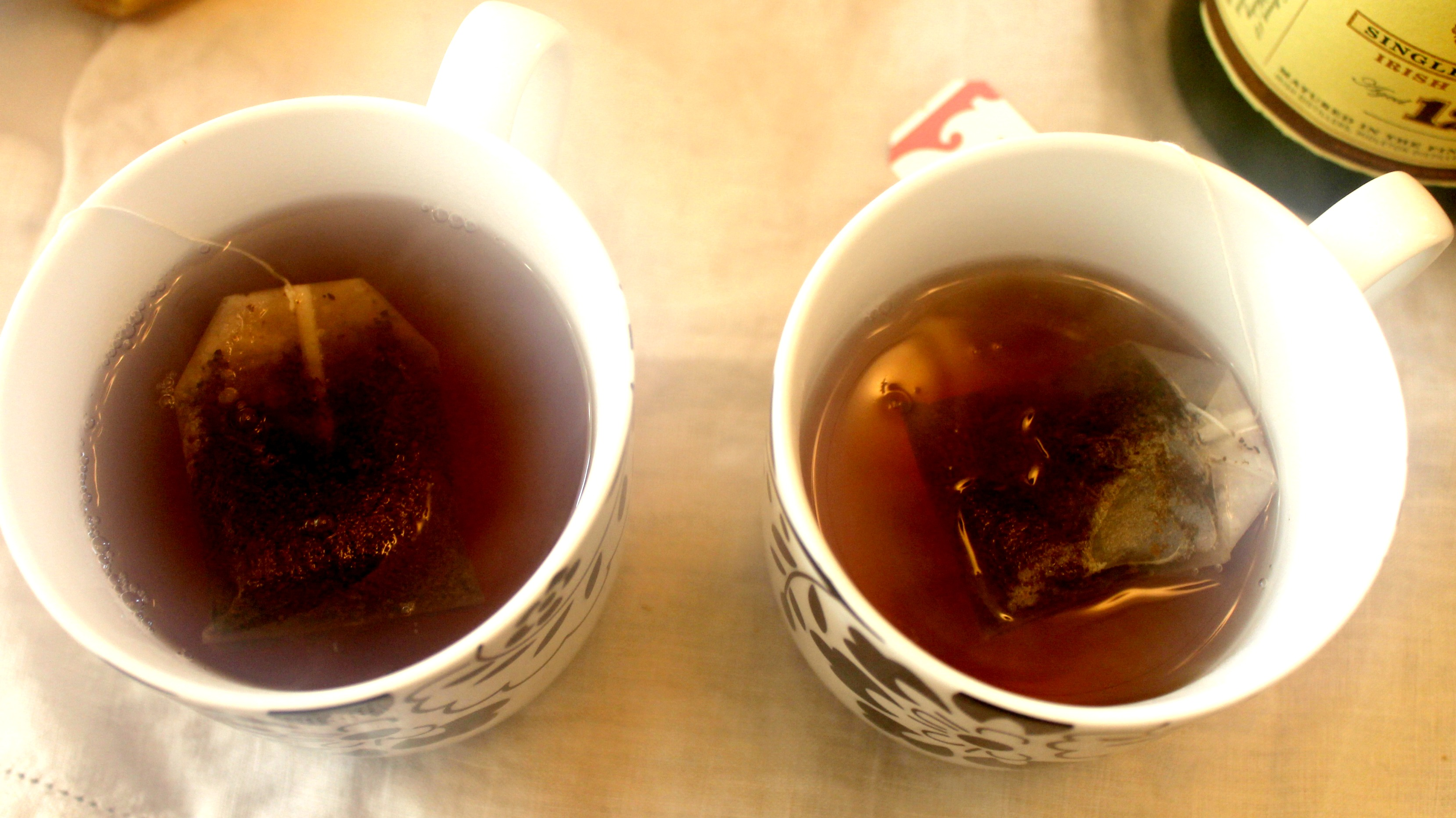 How to Make a Hot Toddy Tea