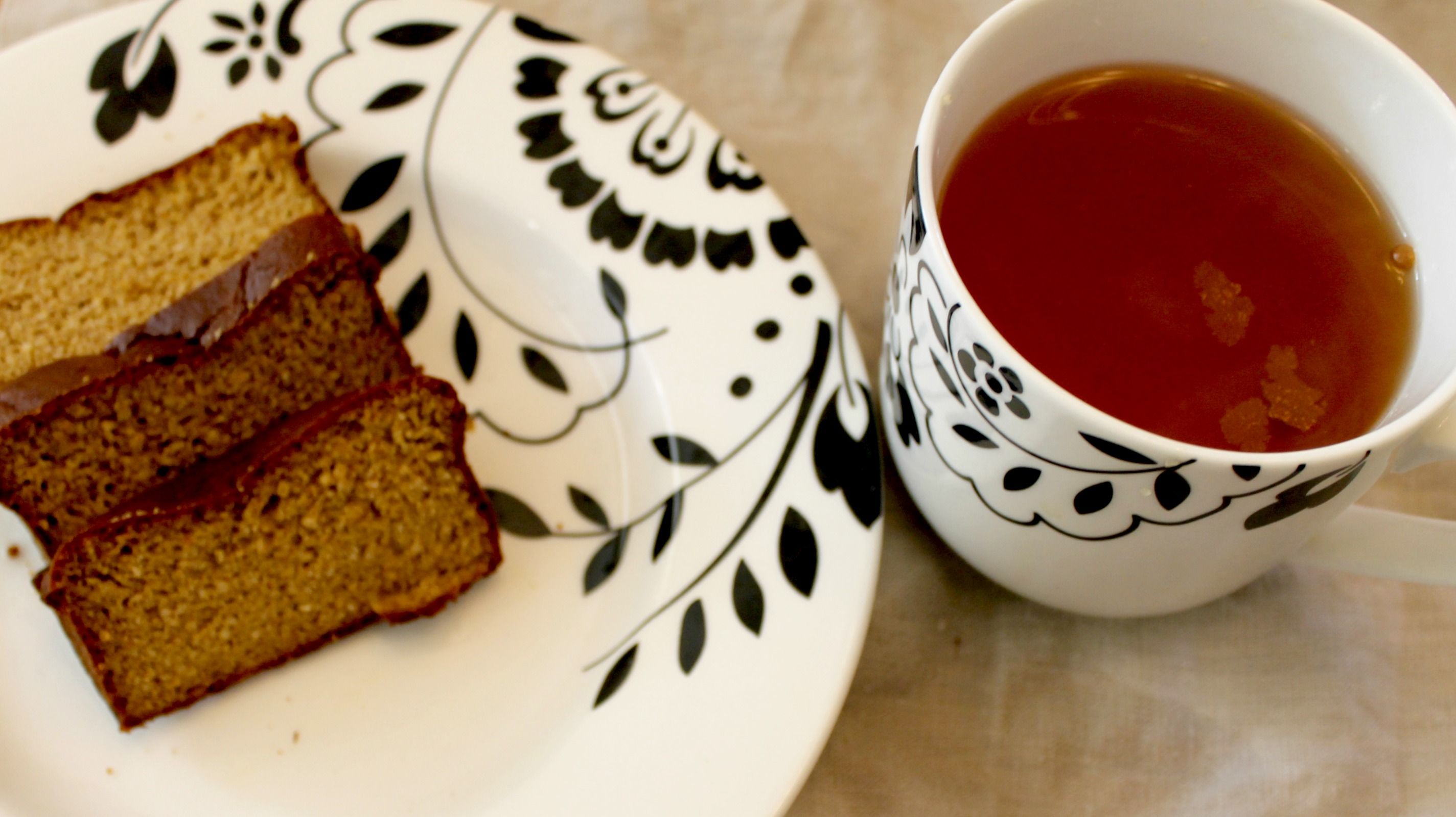 How to Make a Hot Toddy and Bread