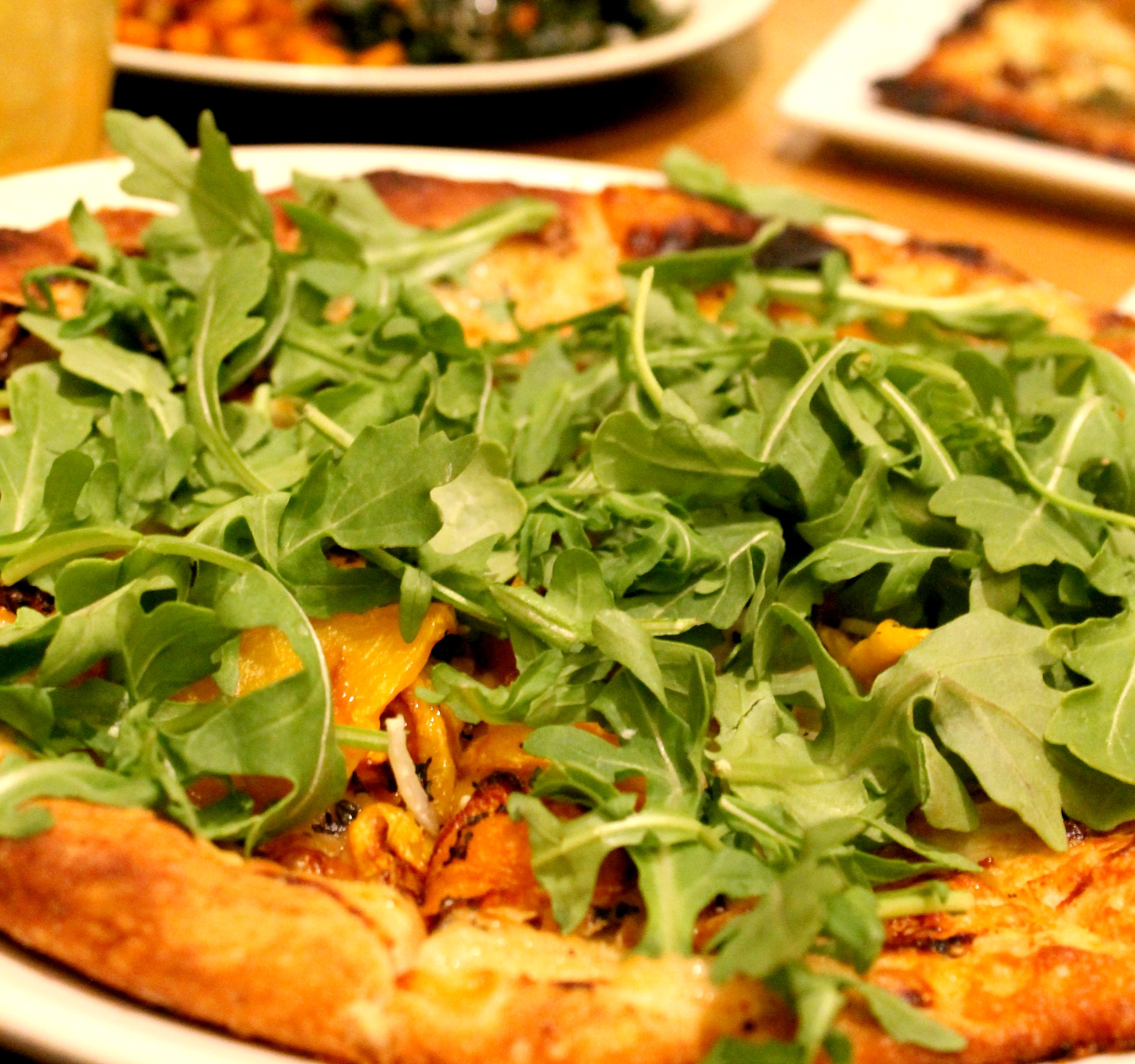 New Fall Menu True Food Kitchen Butternut Squash Pizza