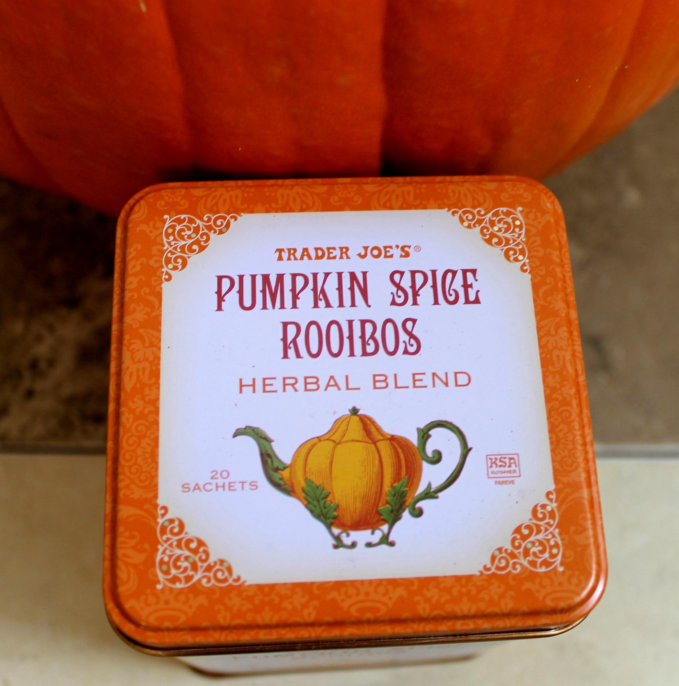 tale of pumpkin tea trader joes