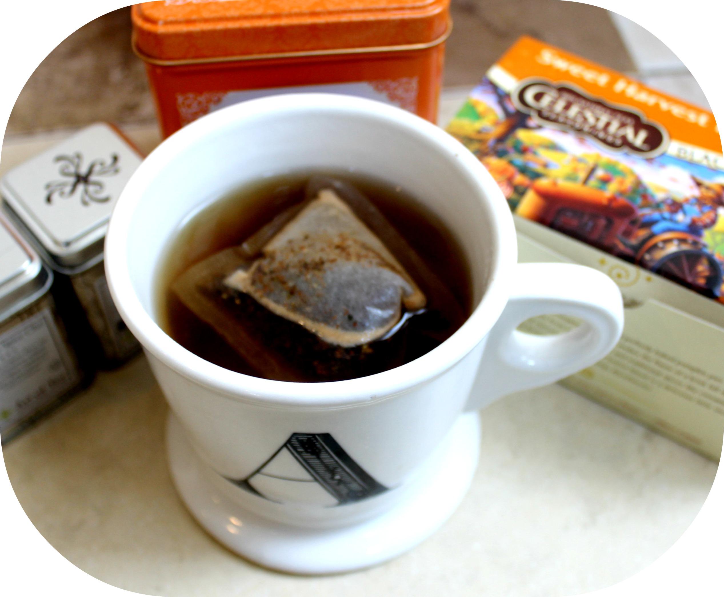tale of pumpkin tea collection