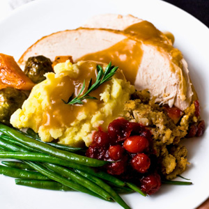 Dana Point Turkey Trot Food