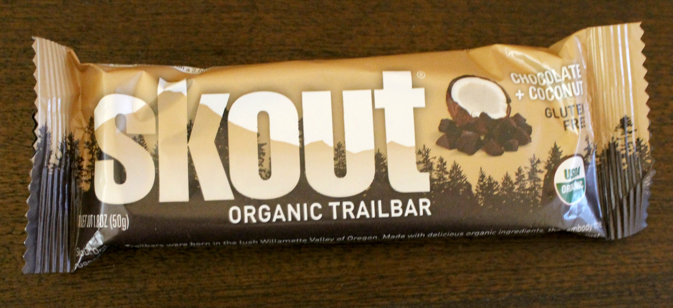 Skout Trailbar Chocolate Coconut