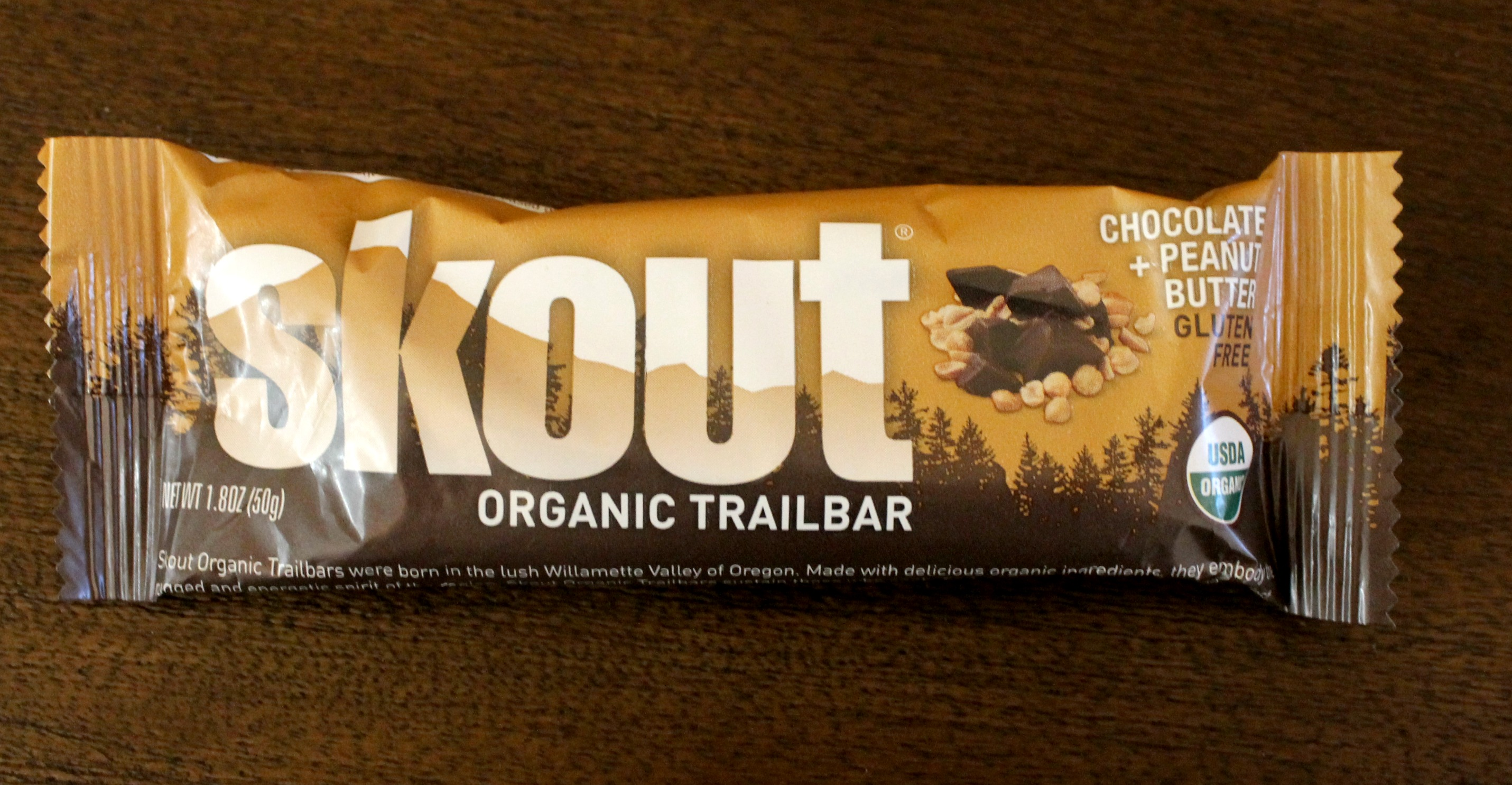 Skout Trailbars Chocolate Peanut BUtter