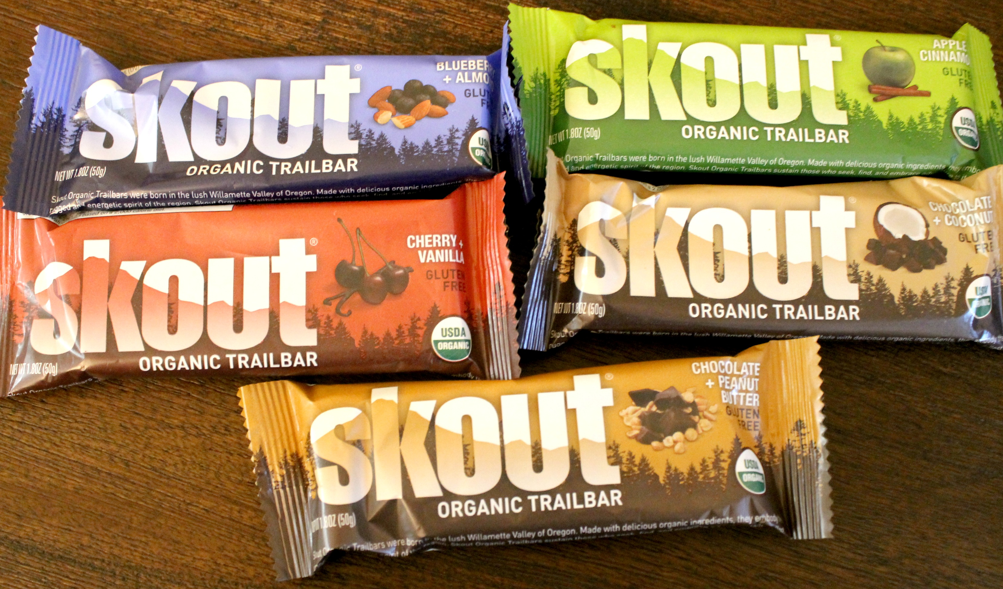 Skout Trailbars All