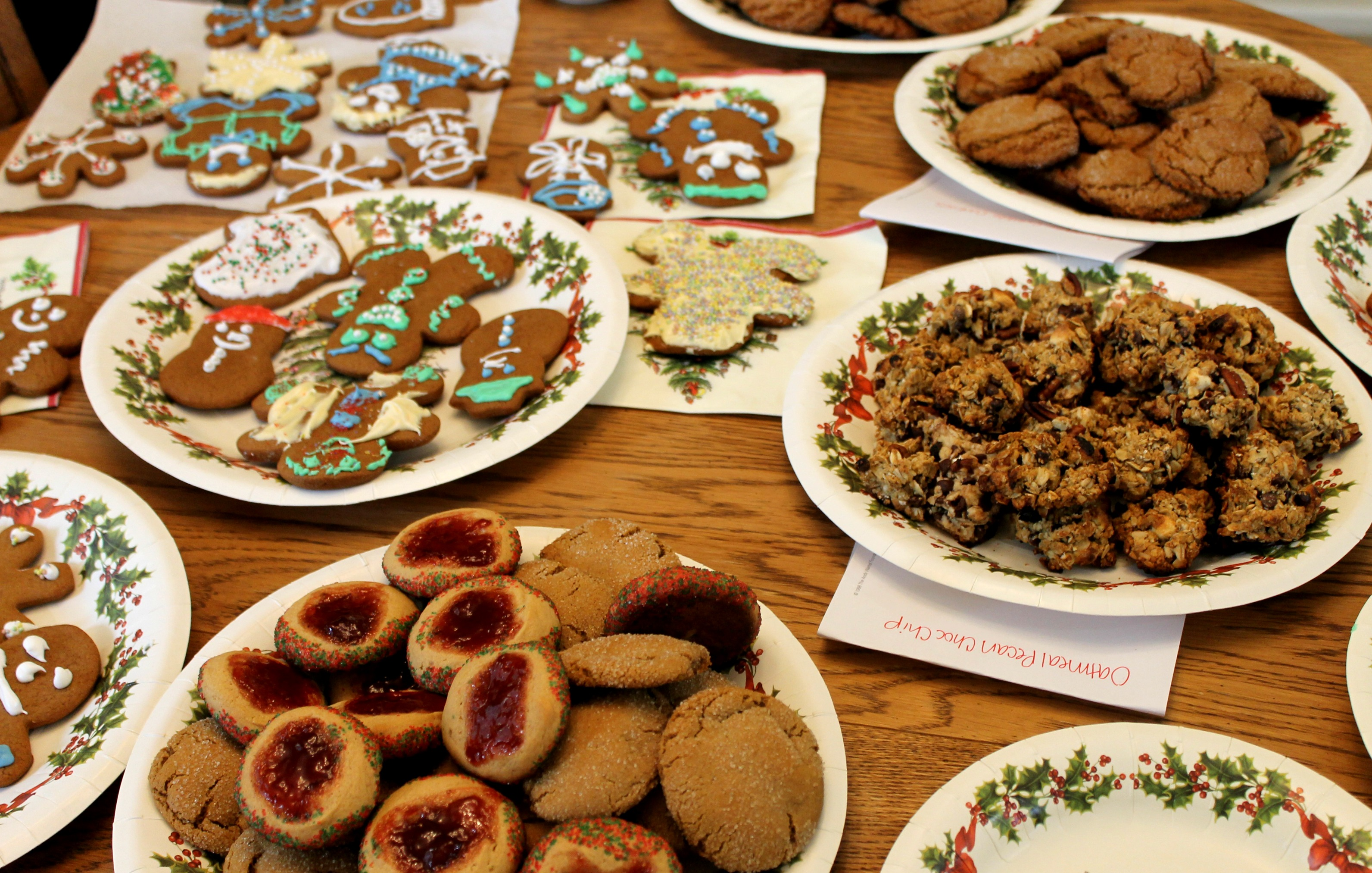Cookie Party Spread