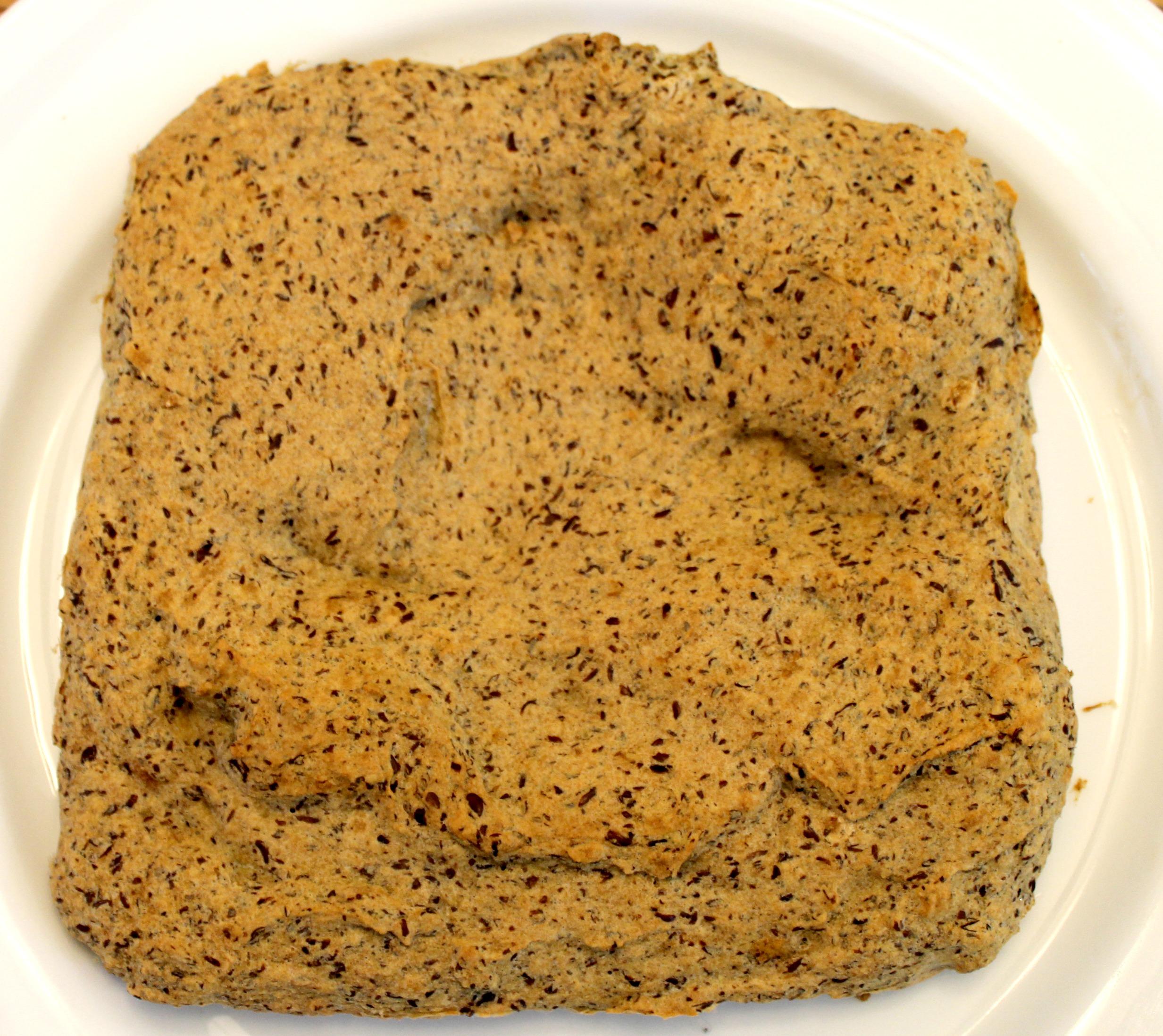Paleo Flax Bread Full
