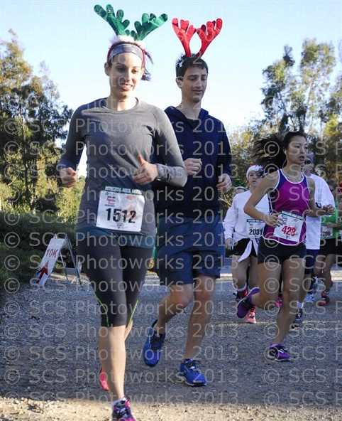 Renegade Santa Run pic