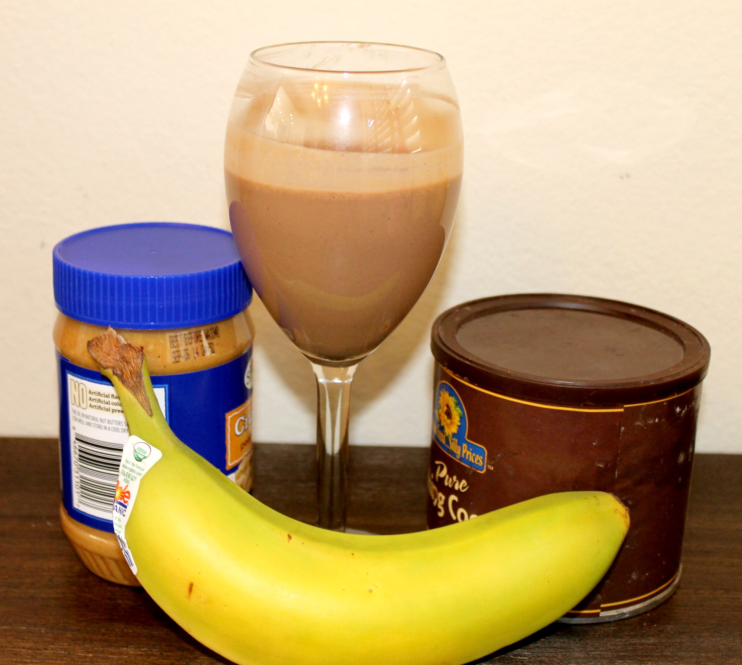 Chocolate Peanut Butter Smoothie Group