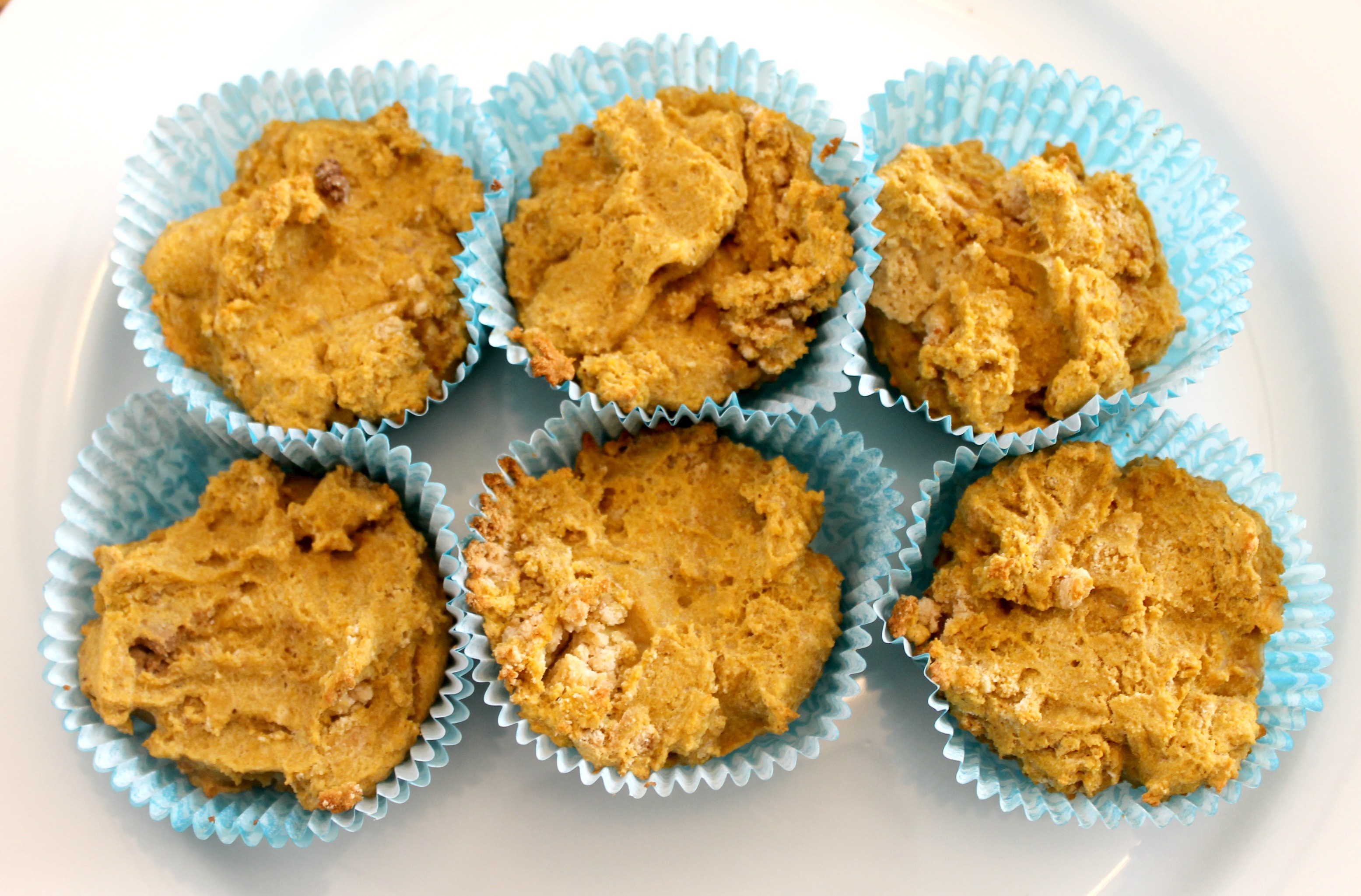 how to make pumpkin muffins with canned pumpkin