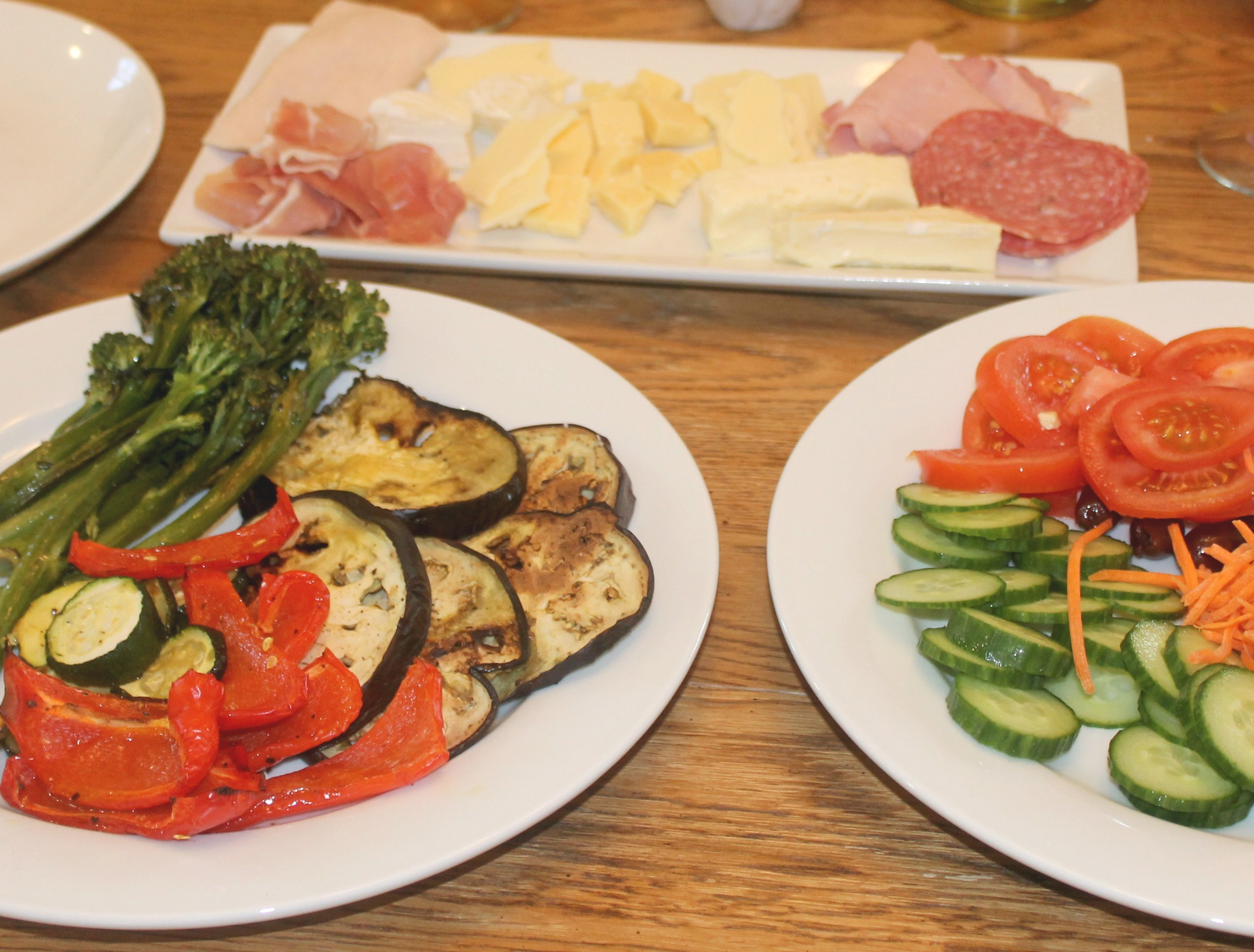 Homemade Antipasto Salad Spread