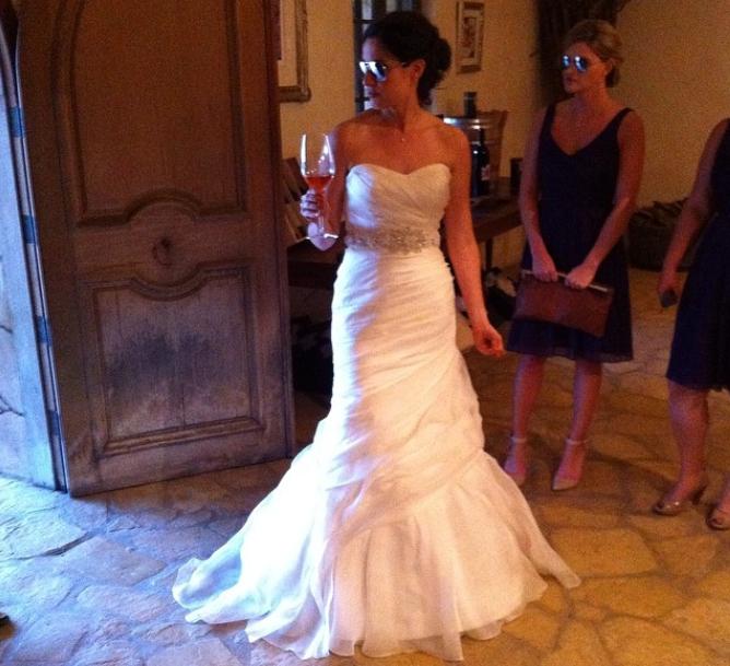 Wedding Aviators Rose