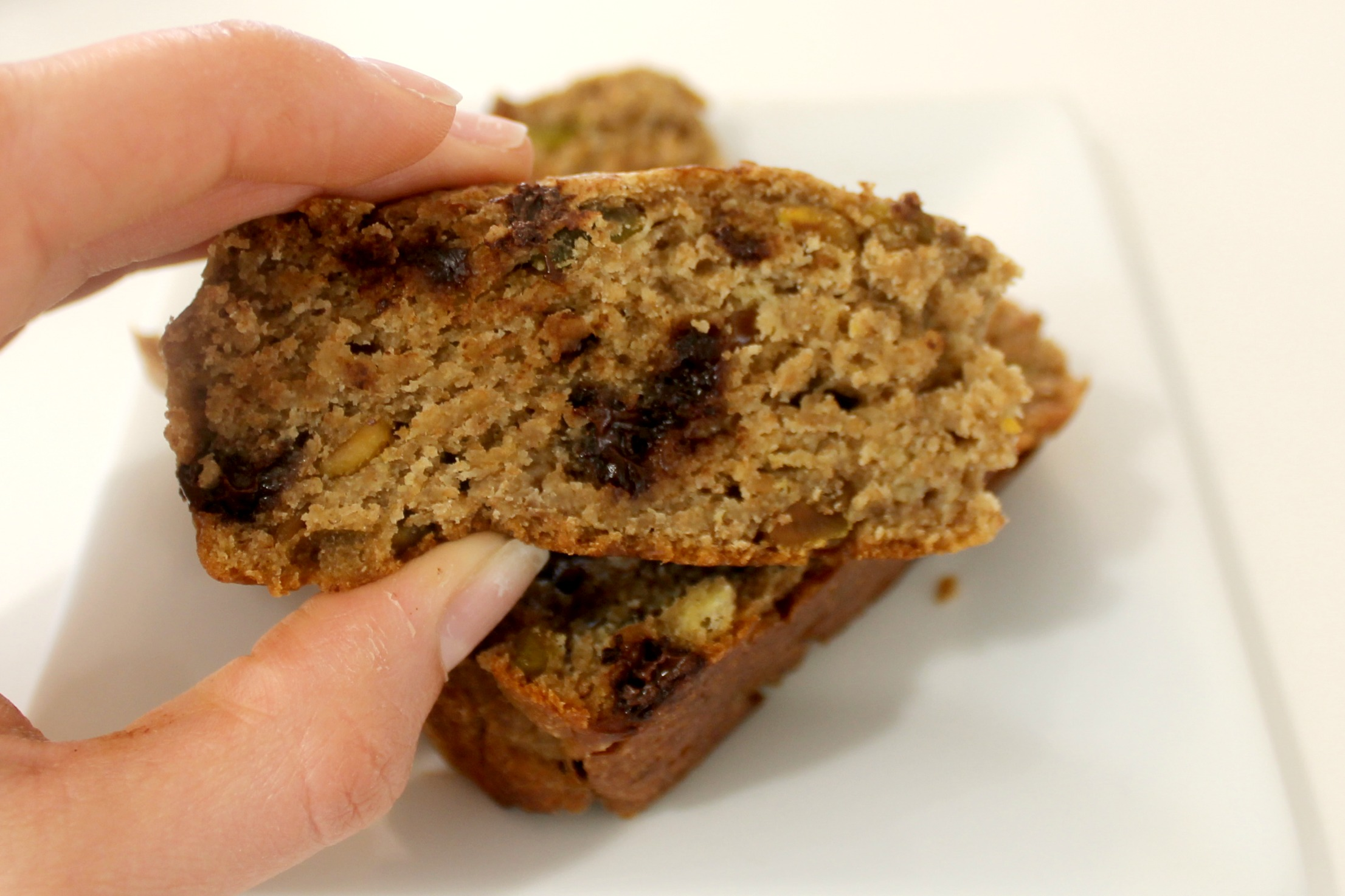 Best Banana Bread Slices