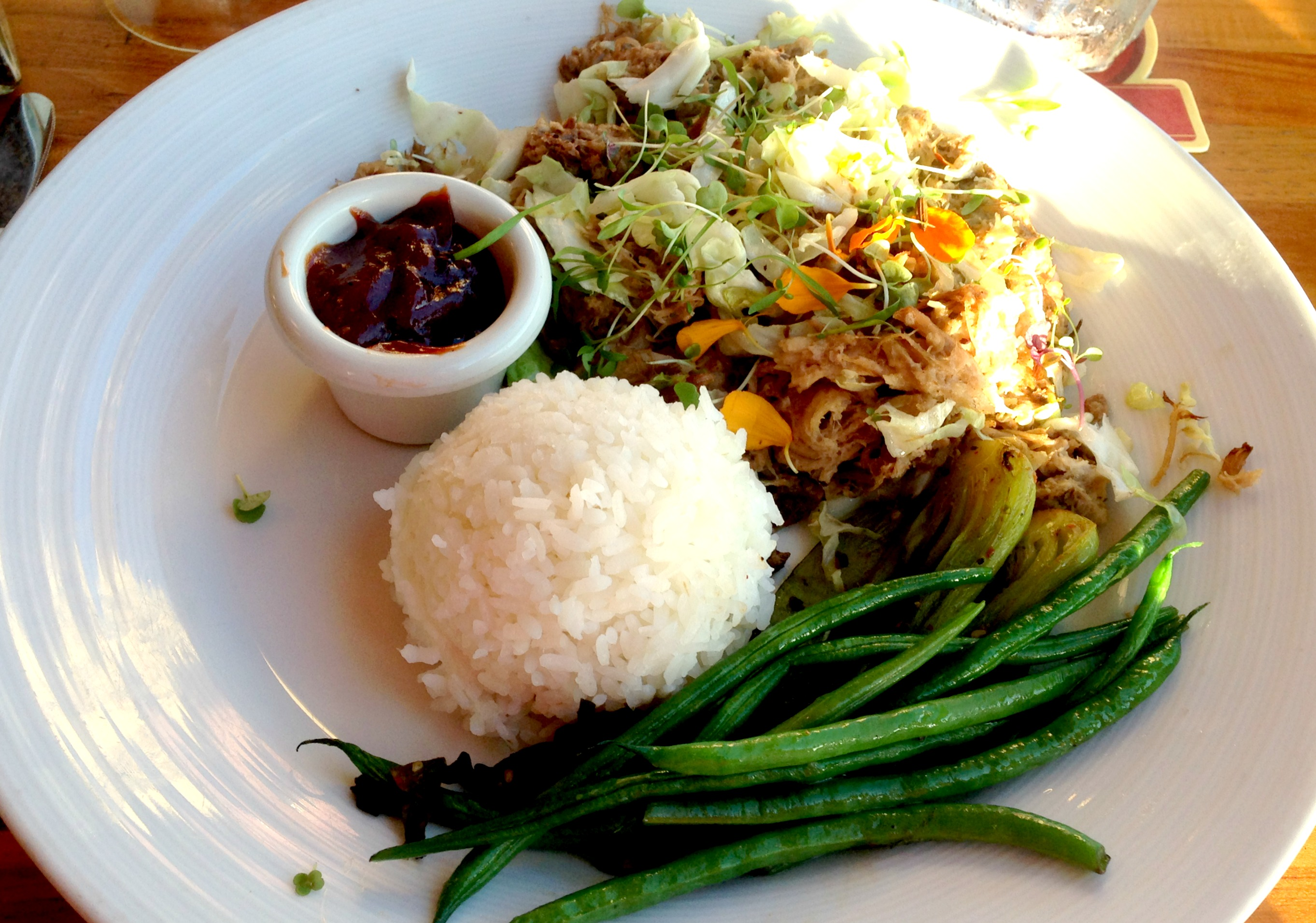 Koa's Seaside Grill Kalua Pork