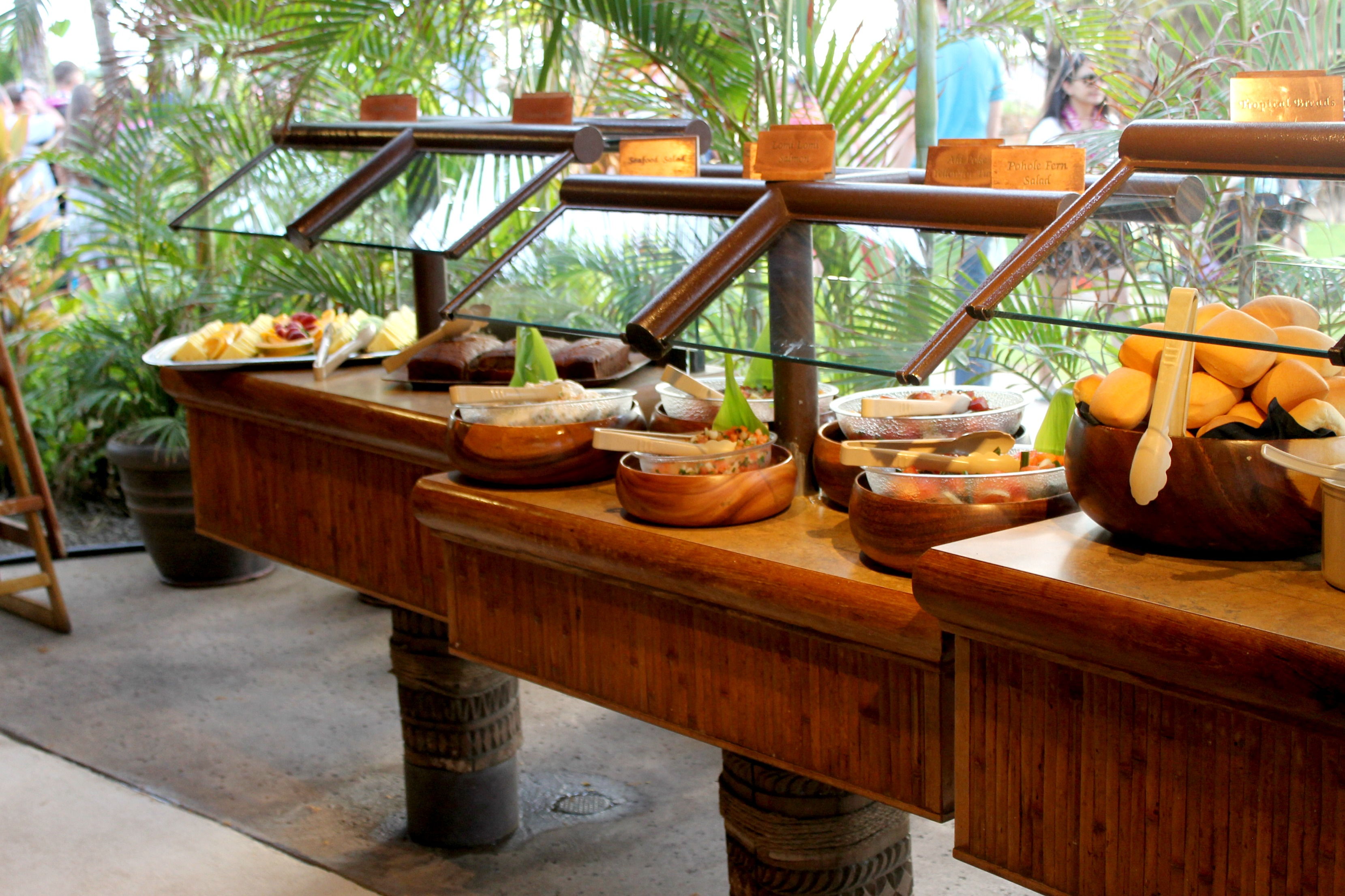 The Old Lahaina Luau Buffet