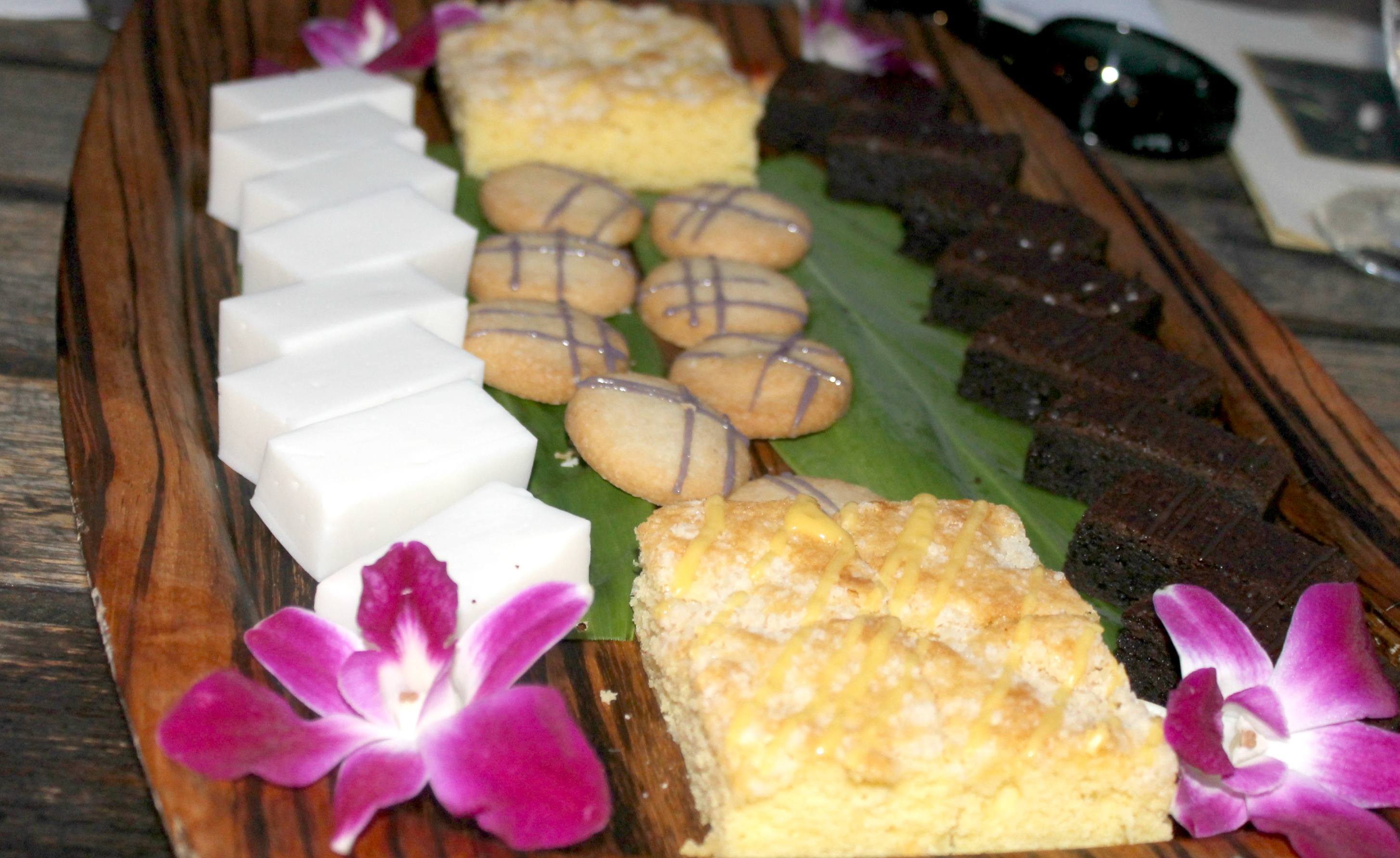 The Old Lahaina Luau dessert