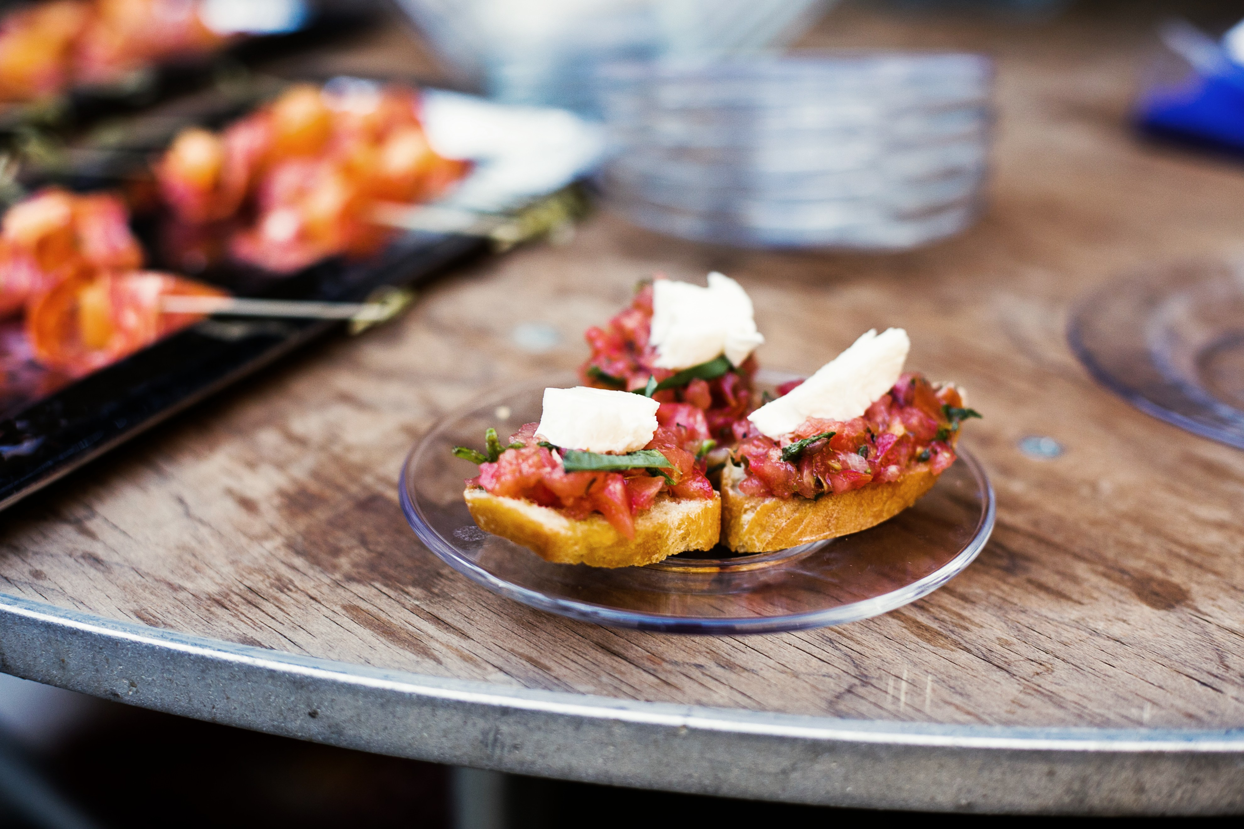 Sunstone Winery Bruschetta