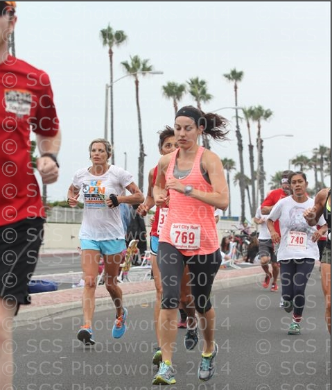Surf City Run Second Mile