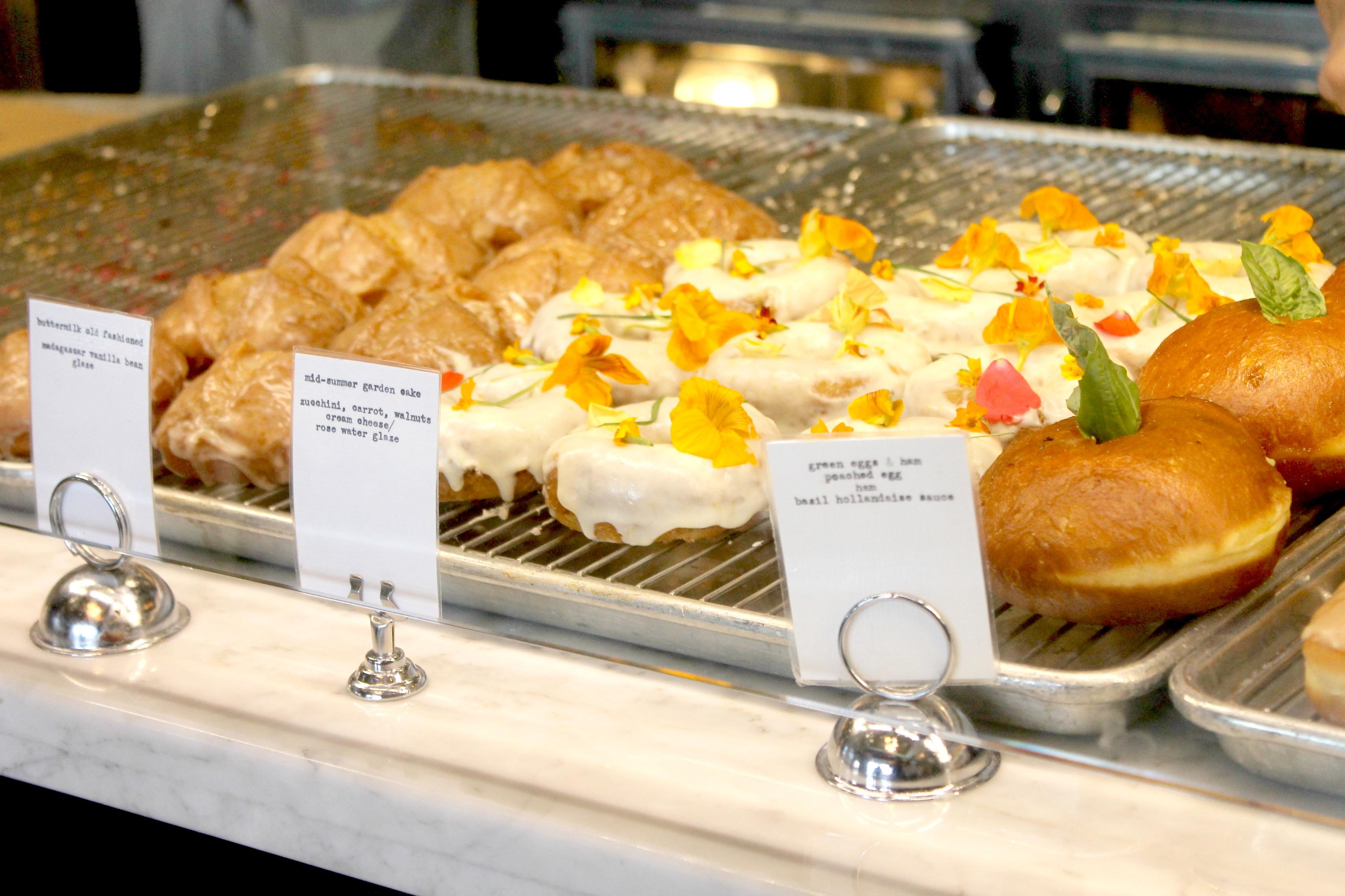 Summer at Sidecar Doughnuts Summer Flavors