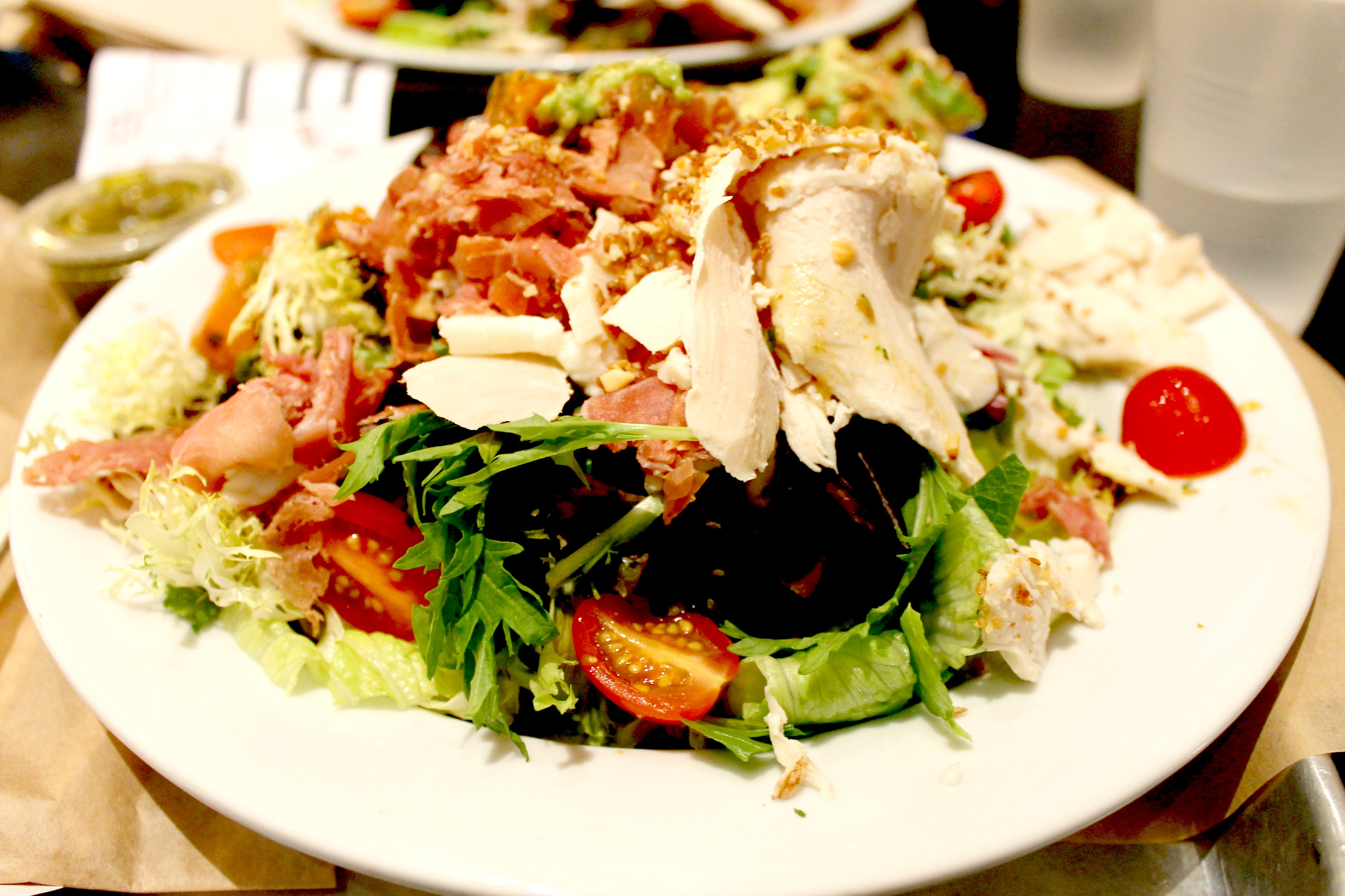 the best salad at mendocino farms 2