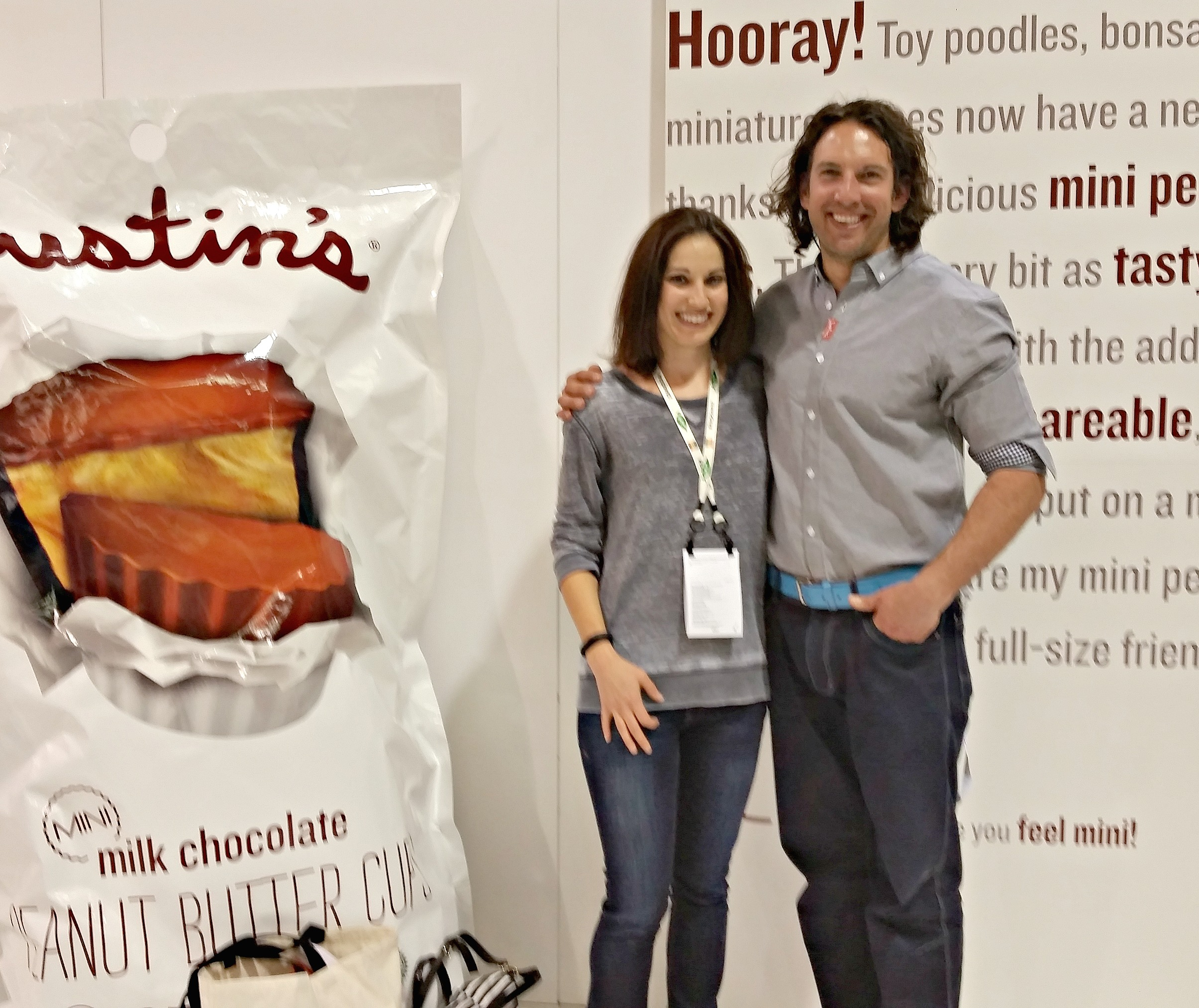 natural products expo west justins