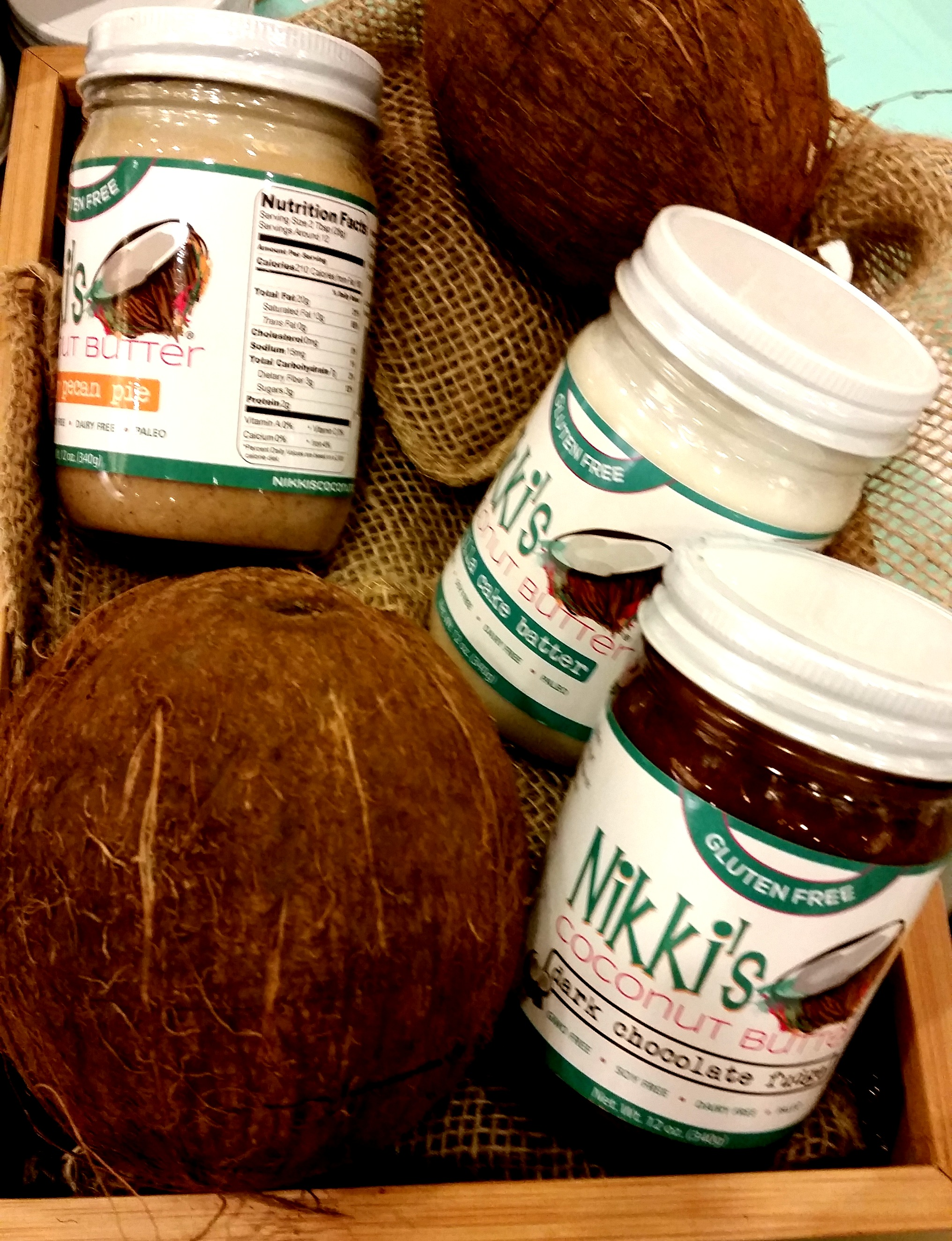 Nikkis Coconut Butter