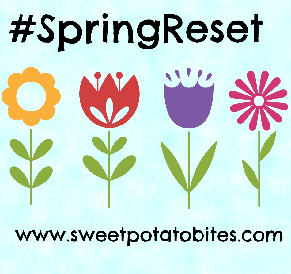 spring reset sweet potato bites