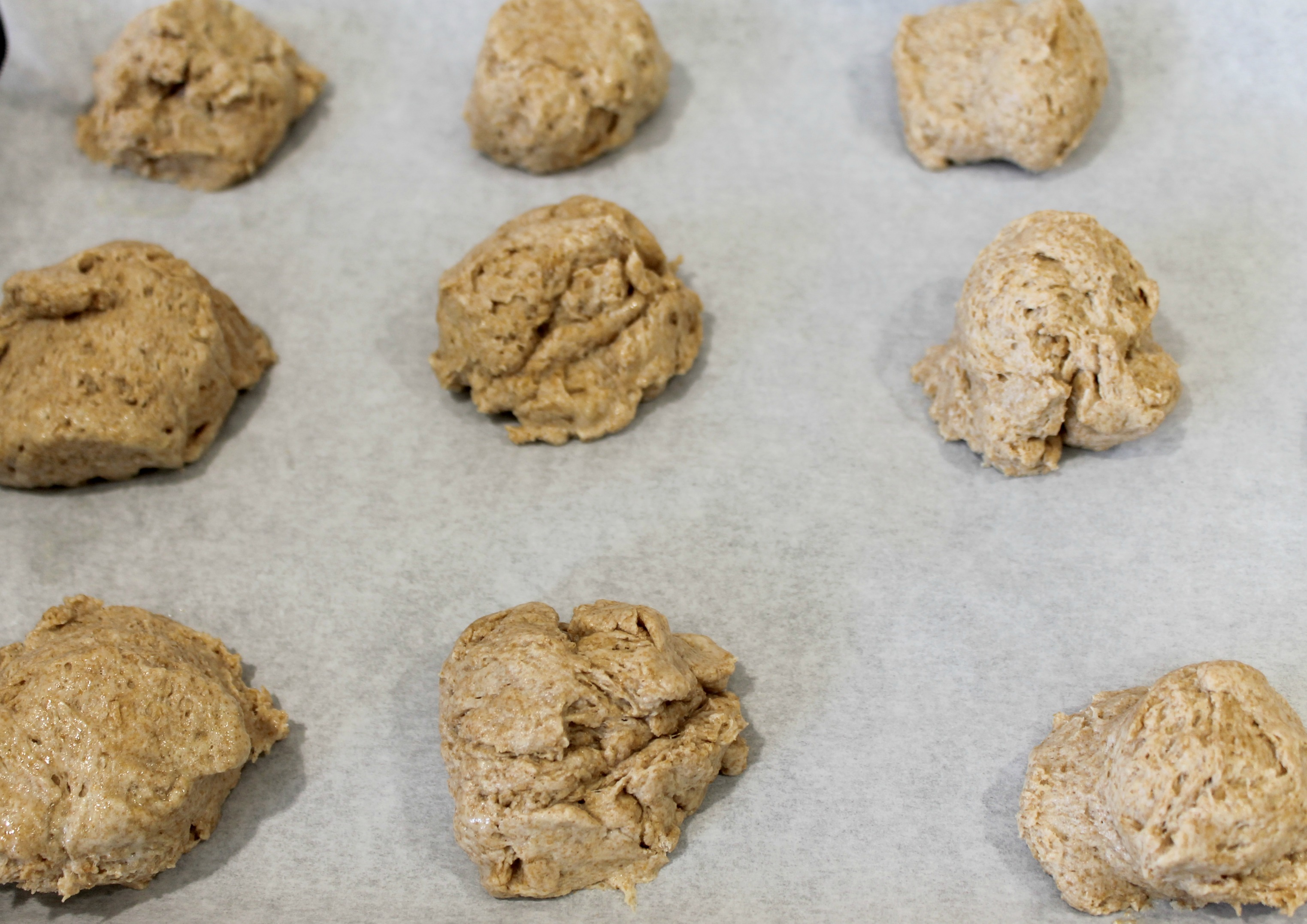 whole wheat biscuits pre bake