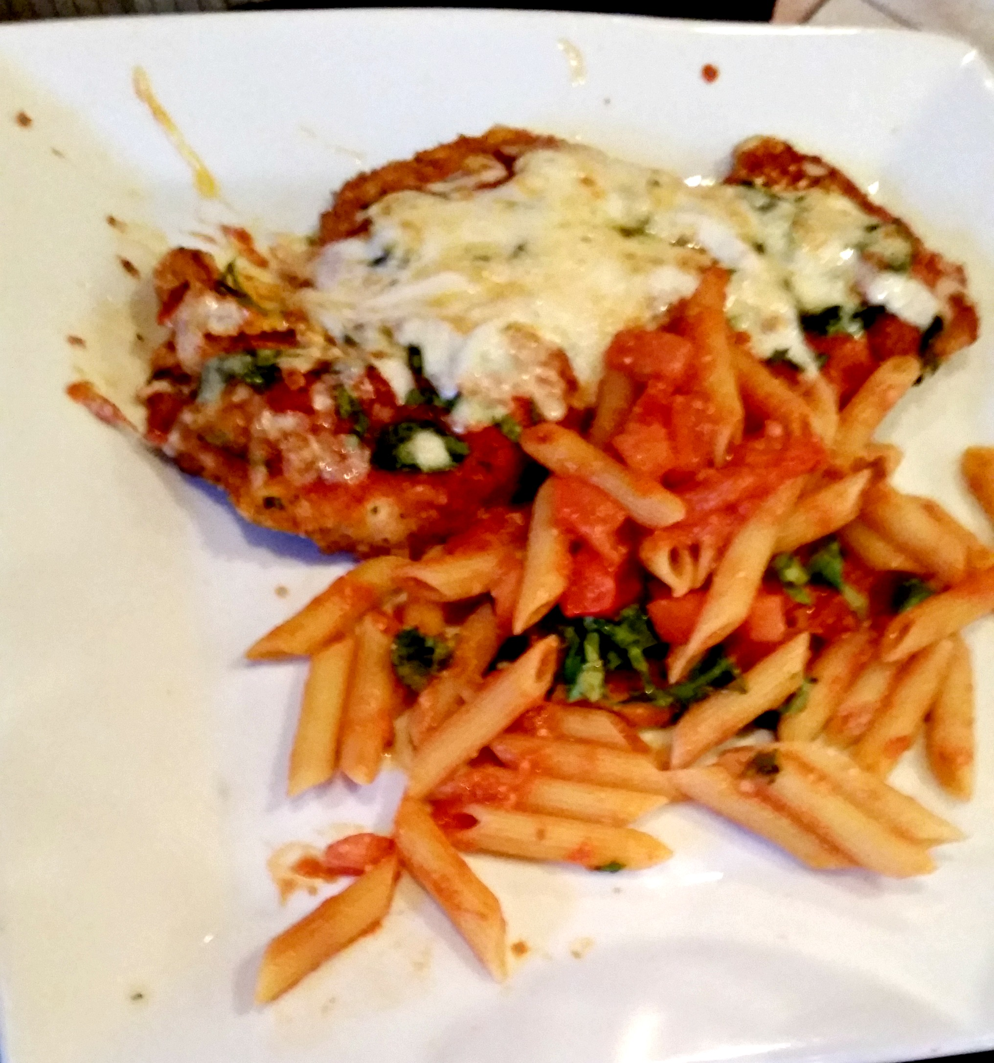 Cucina Alessa Chicken Parm