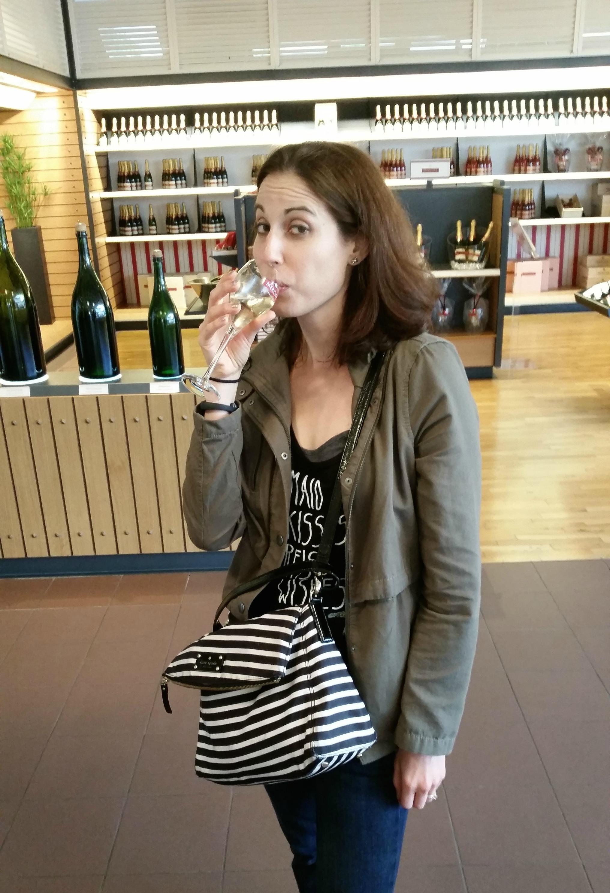 Champagne Tasting Epernay
