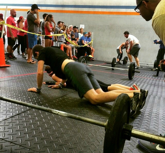 crossfit competition